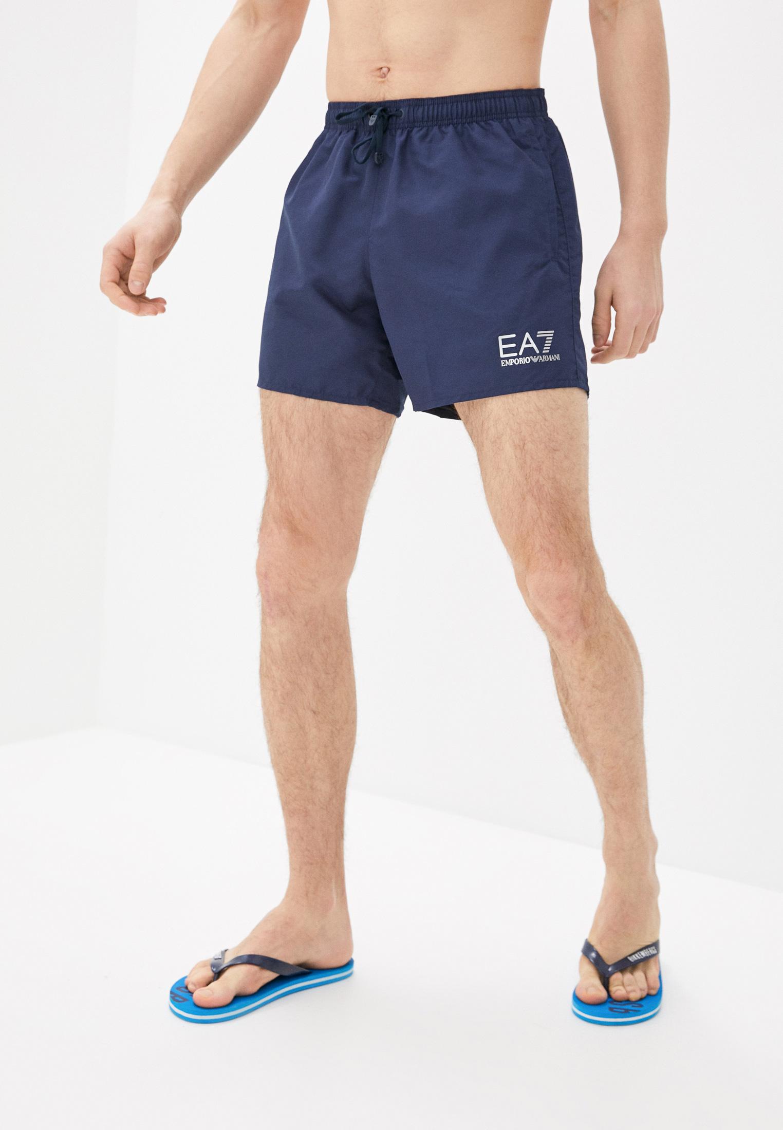 Мужские шорты для плавания EA7 902000 CC721: изображение 4