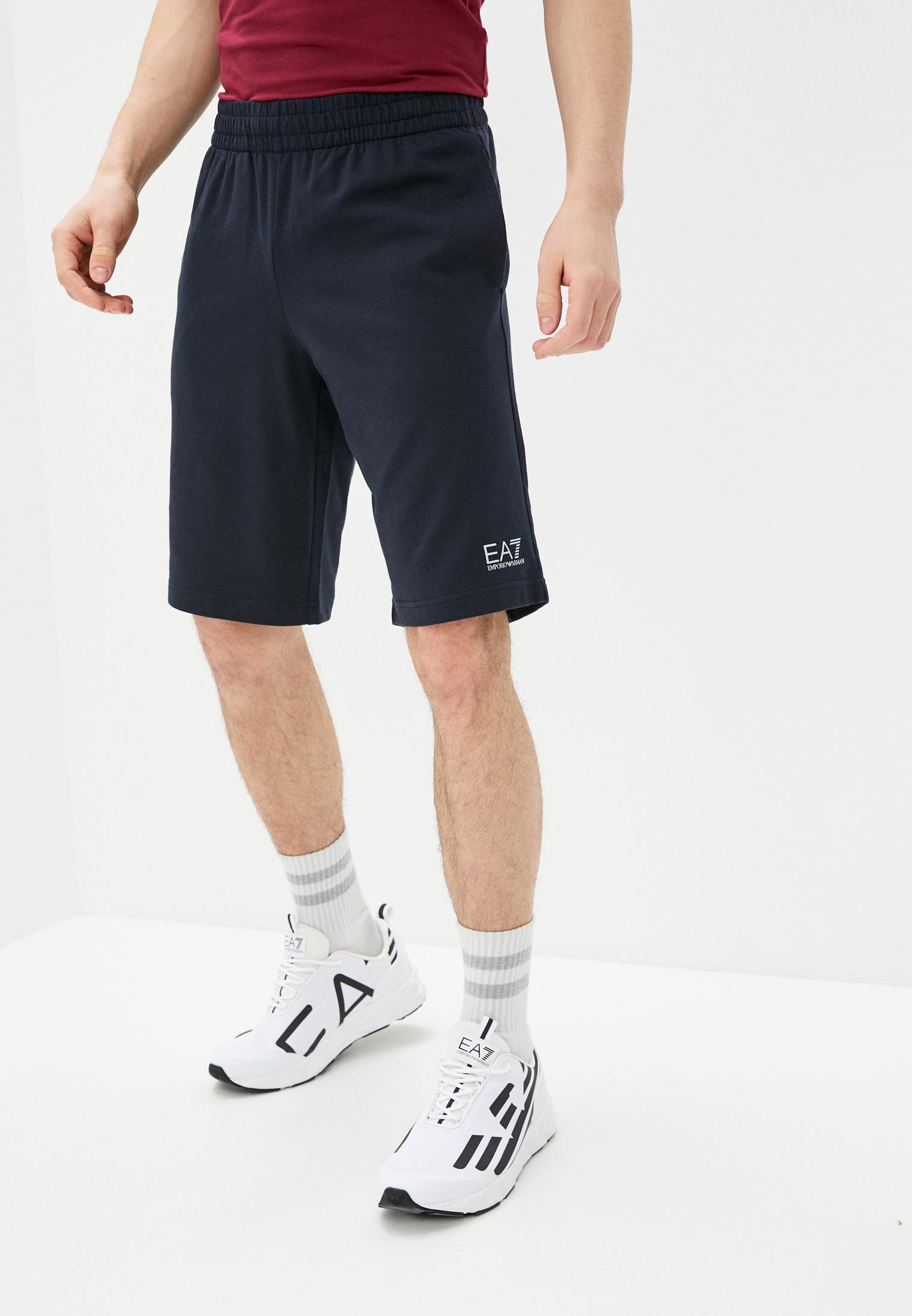 Мужские спортивные шорты EA7 8NPS02 PJ05Z