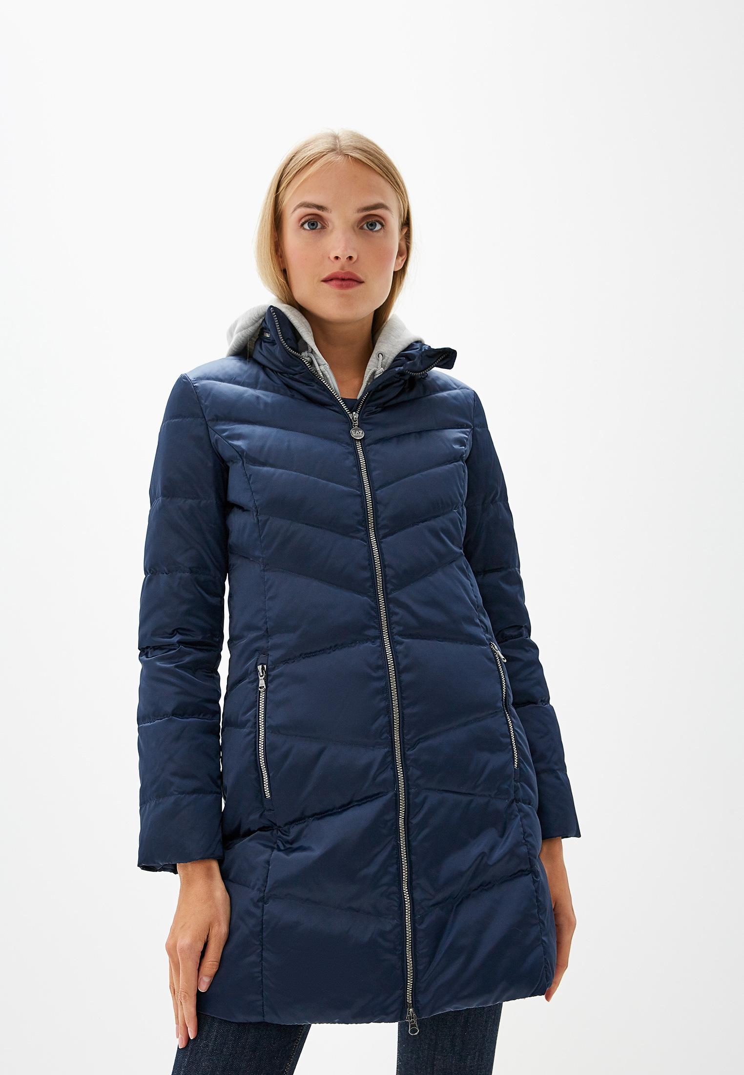 Утепленная куртка EA7 6GTL04 TN05Z