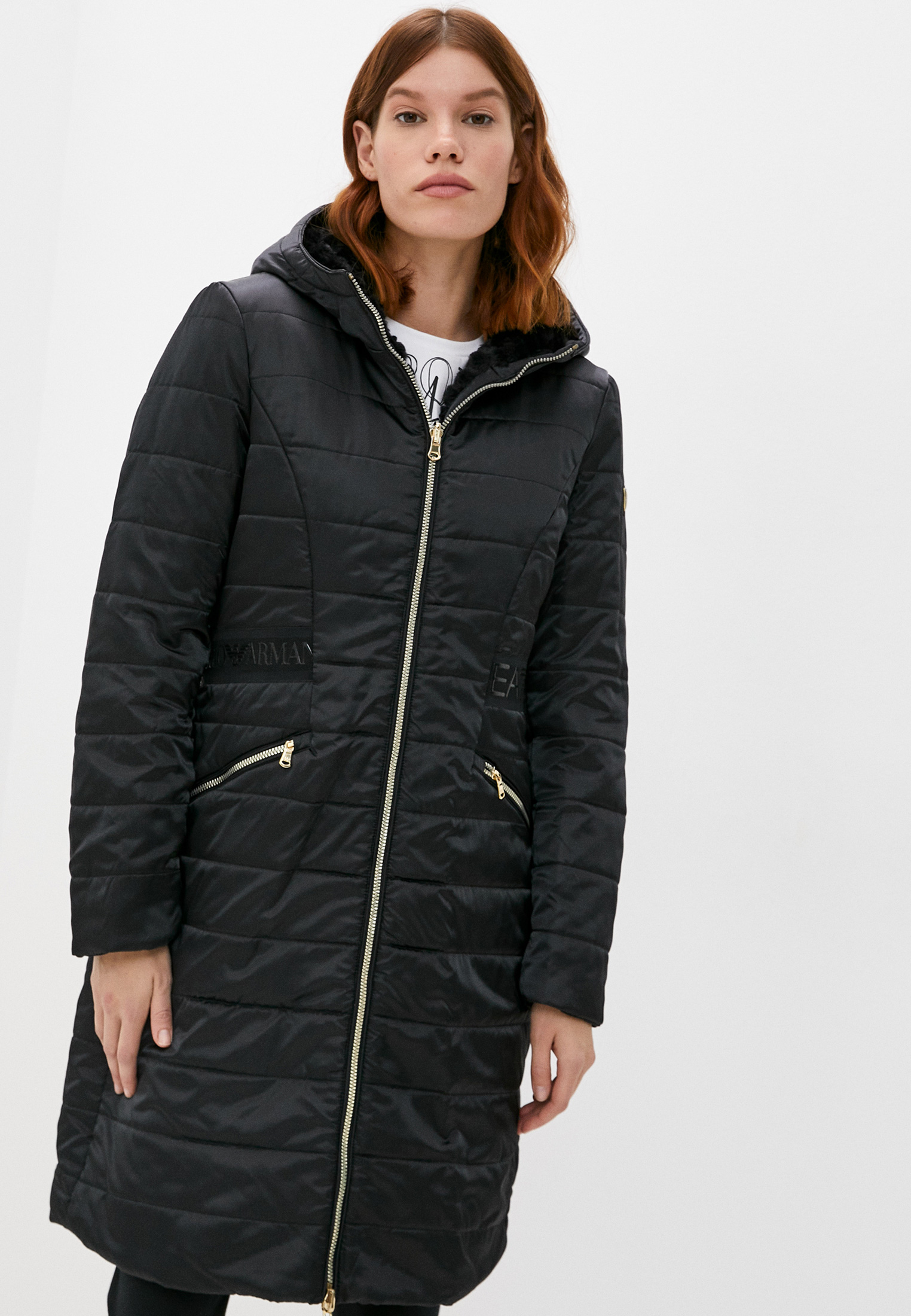 Утепленная куртка EA7 6HTL09 TN05Z