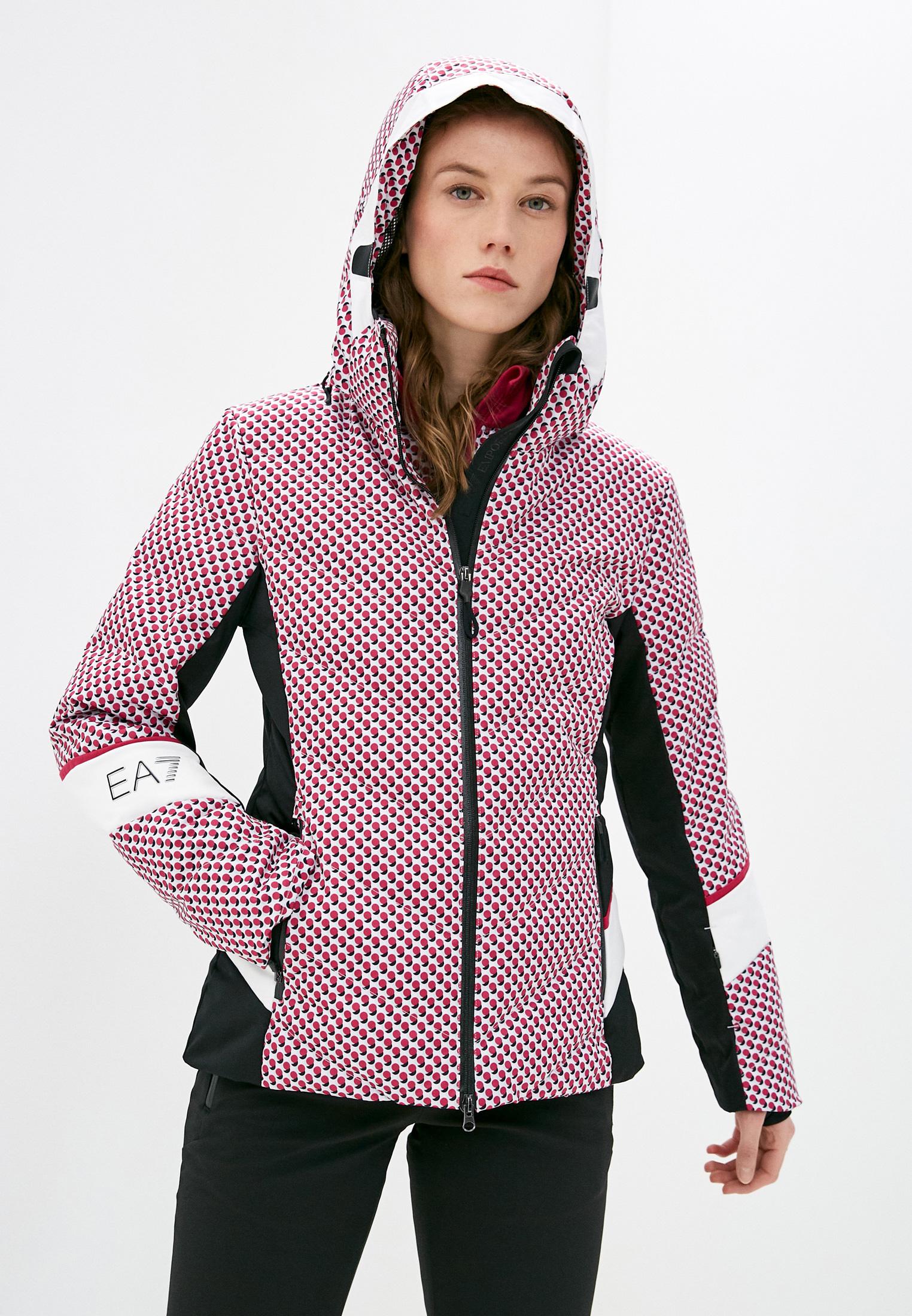 Утепленная куртка EA7 6HTG08 TN4BZ
