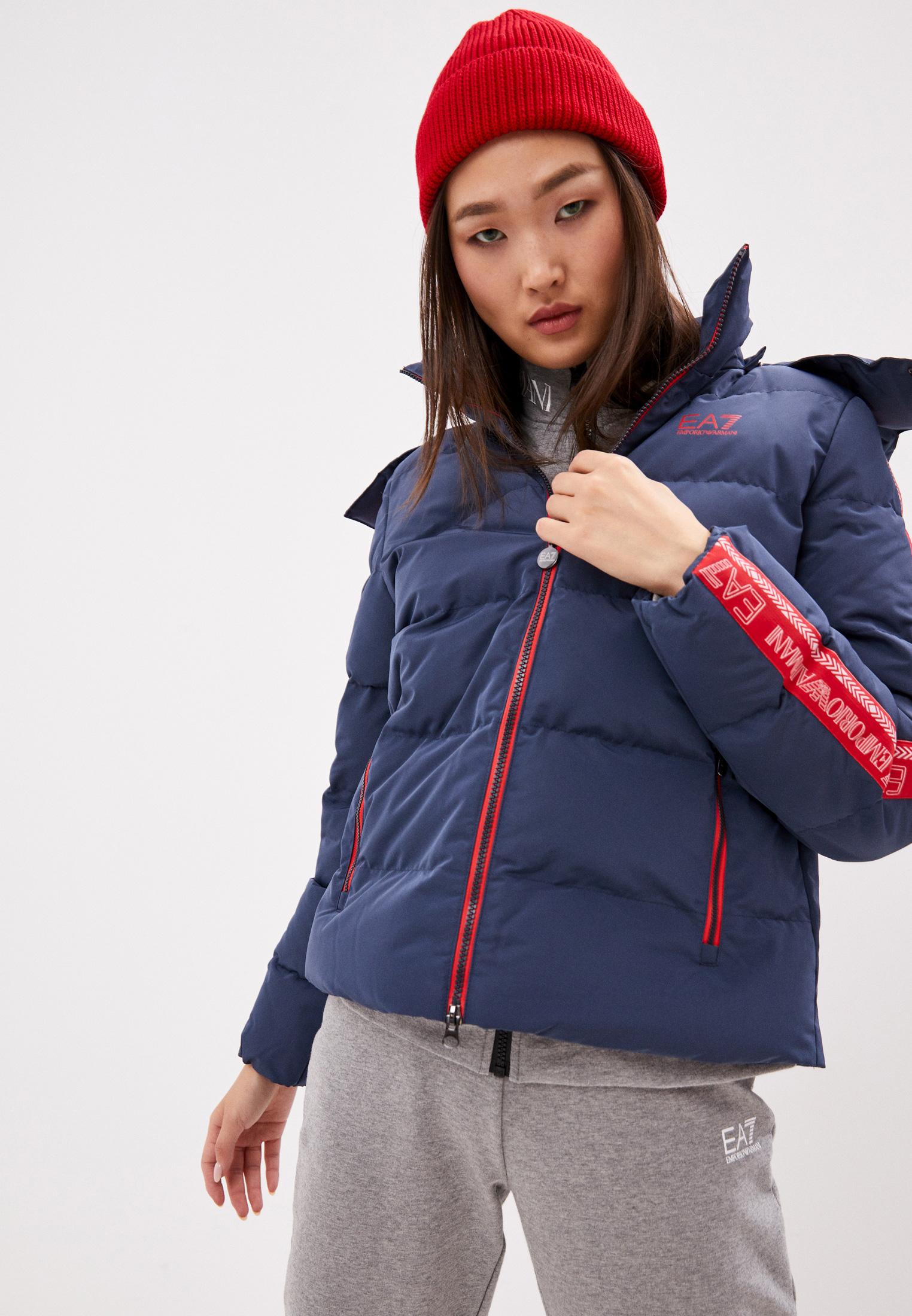 Утепленная куртка EA7 6HTB05 TN8AZ