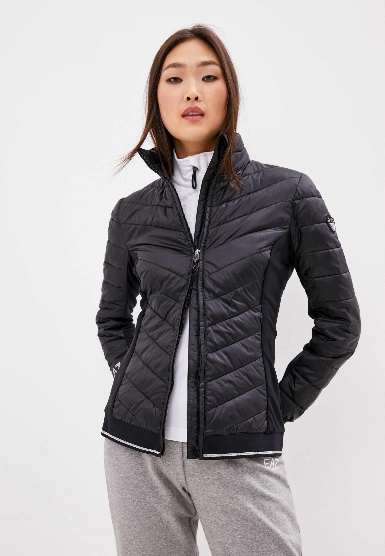 Утепленная куртка EA7 6HTB47 TNQ9Z