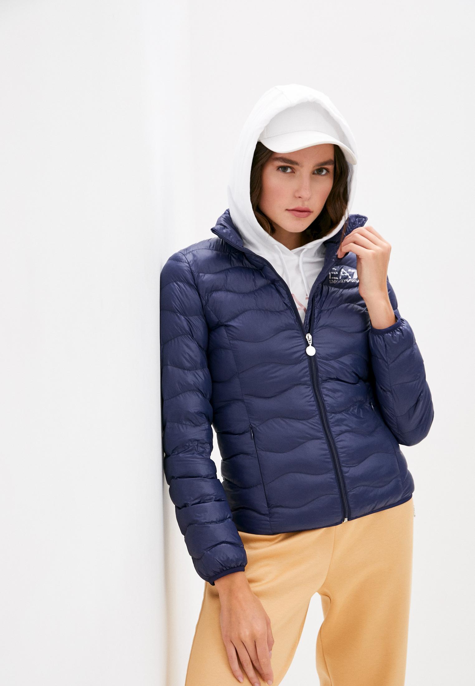 Утепленная куртка EA7 8NTB21 TN12Z