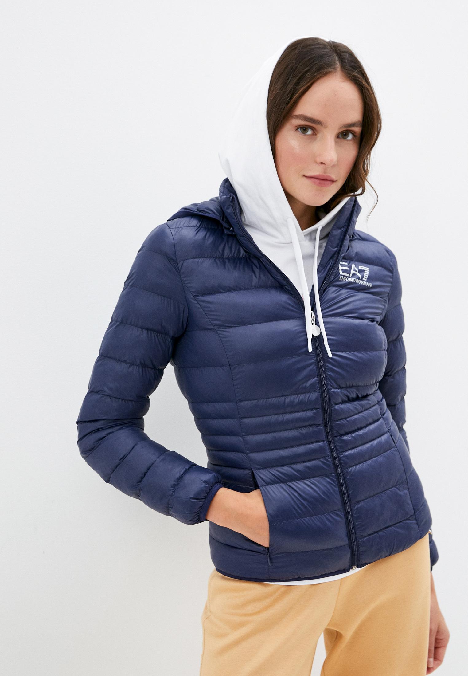 Утепленная куртка EA7 8NTB23 TN12Z