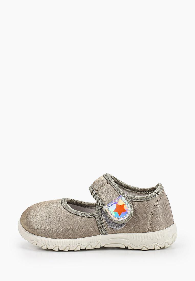 Туфли для девочек Ecotex Star 3-220TF