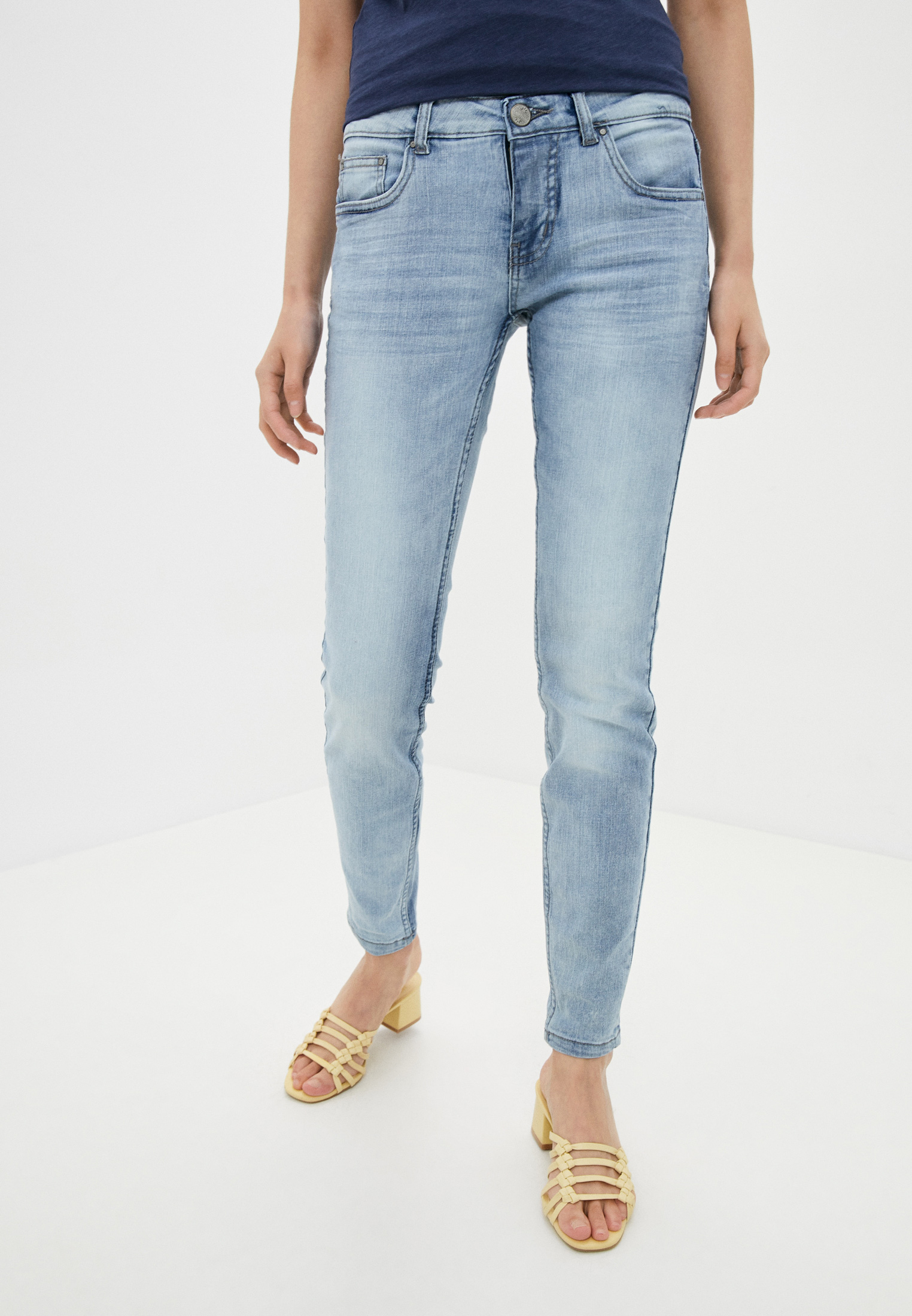 Зауженные джинсы Eight2Nine D85010L61779M174EN