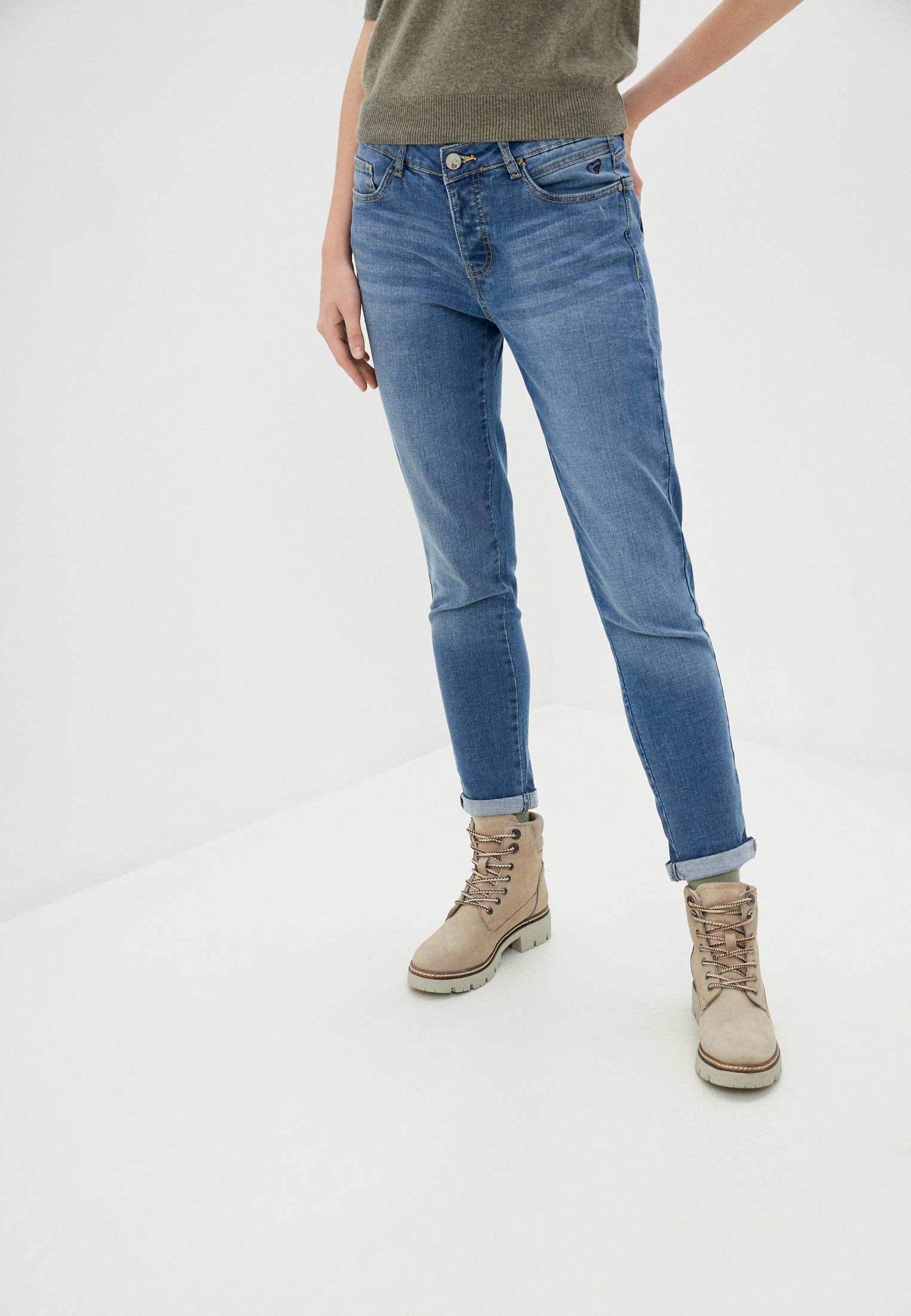 Зауженные джинсы Eight2Nine D85010L61886M152EN