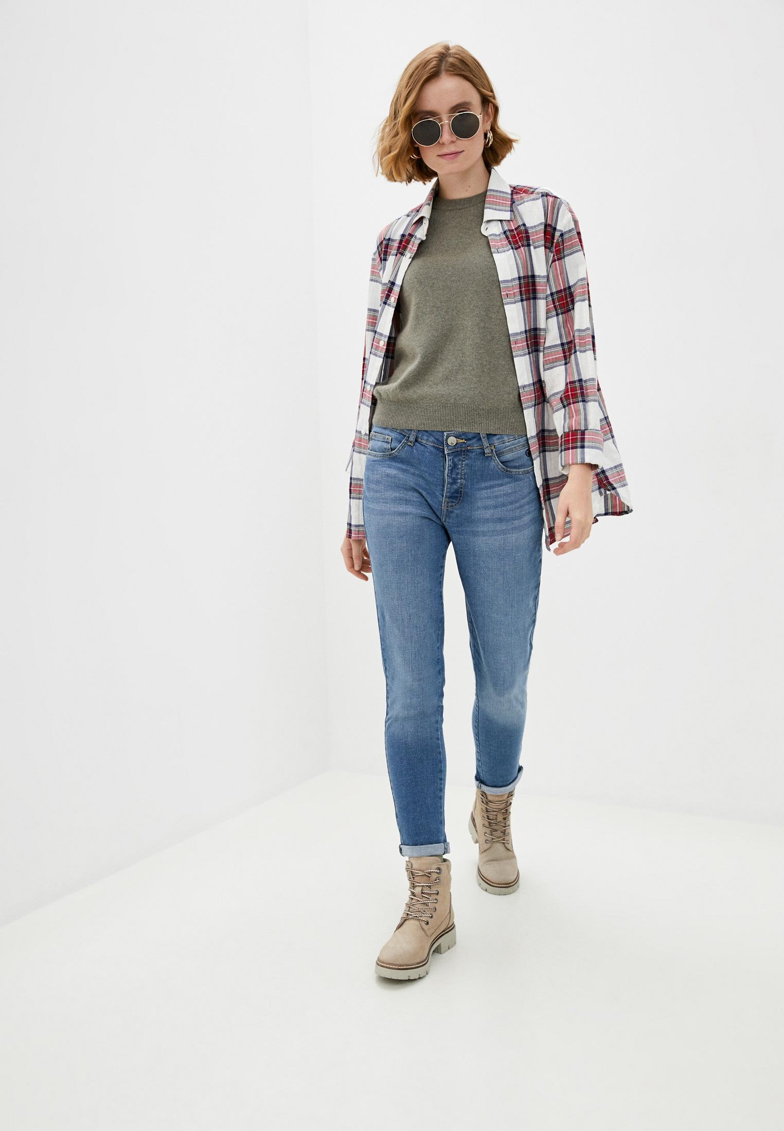 Зауженные джинсы Eight2Nine D85010L61886M152EN: изображение 2