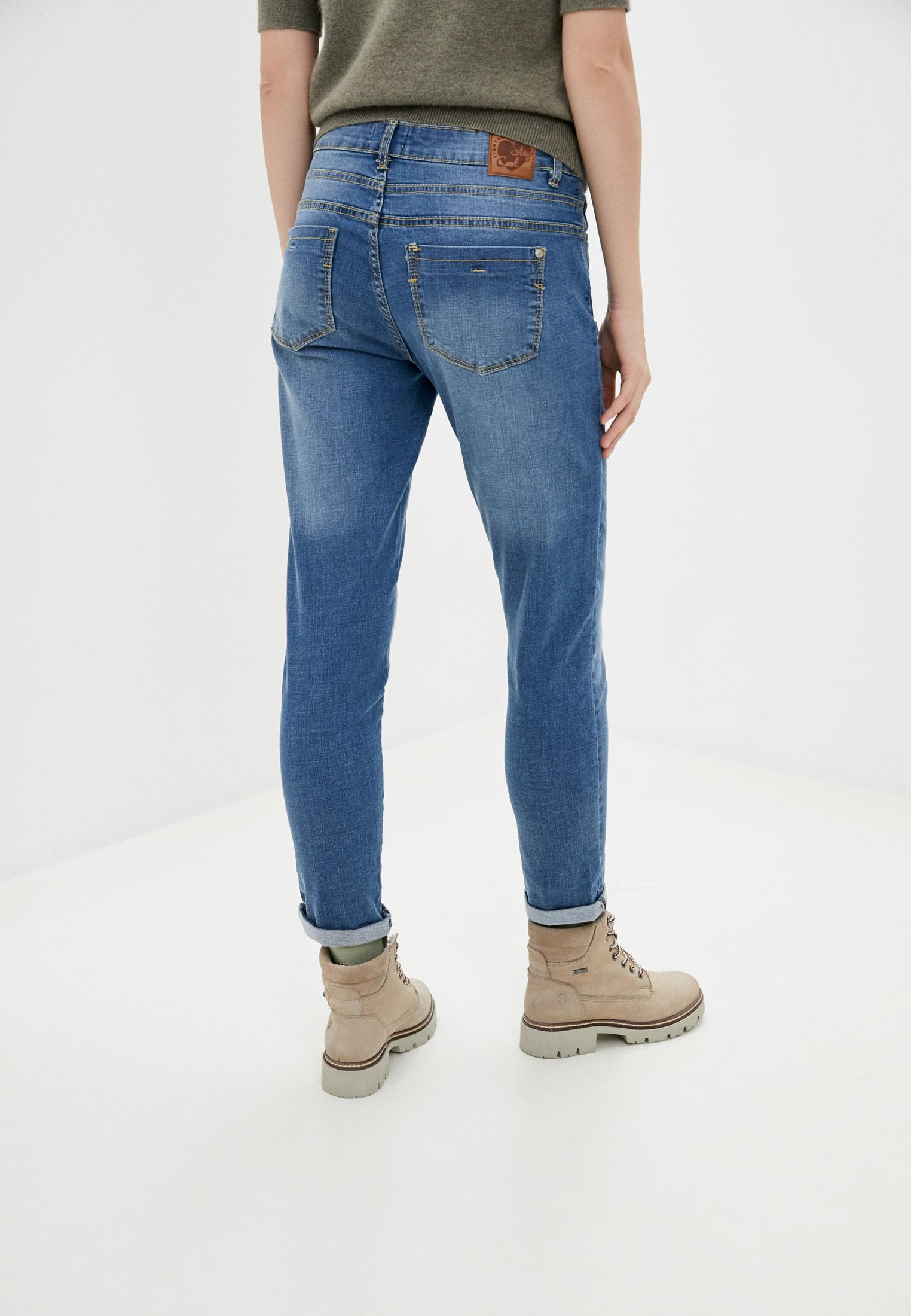 Зауженные джинсы Eight2Nine D85010L61886M152EN: изображение 3