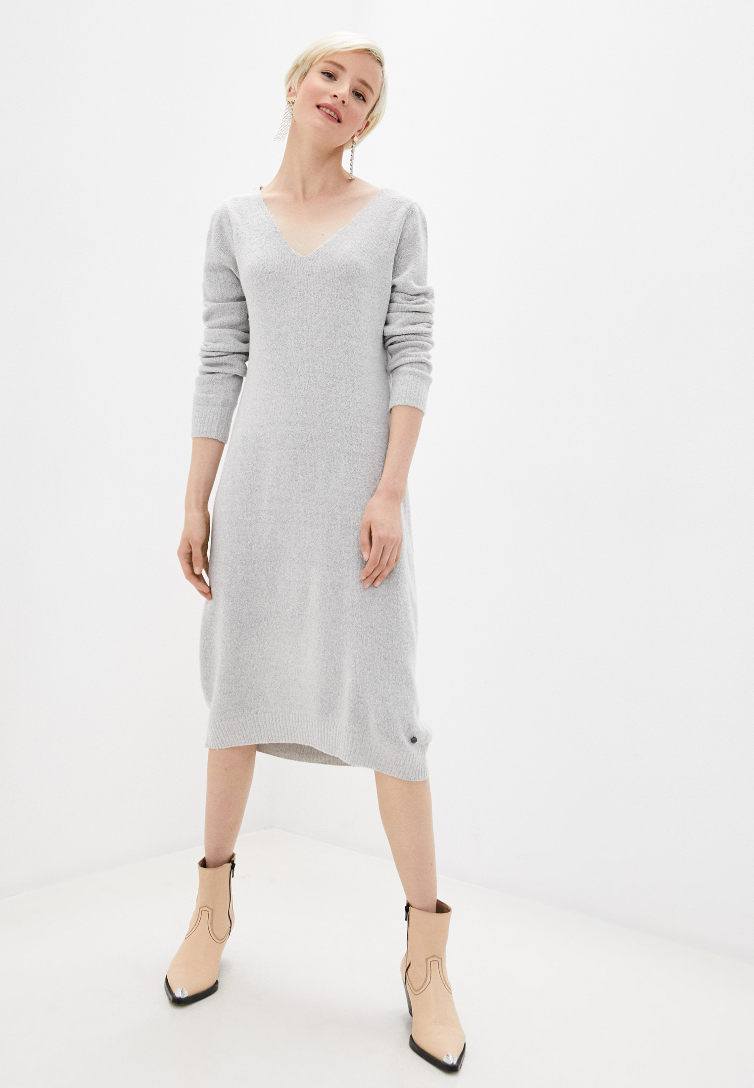 Вязаное платье Eight2Nine D93110Z30183EN