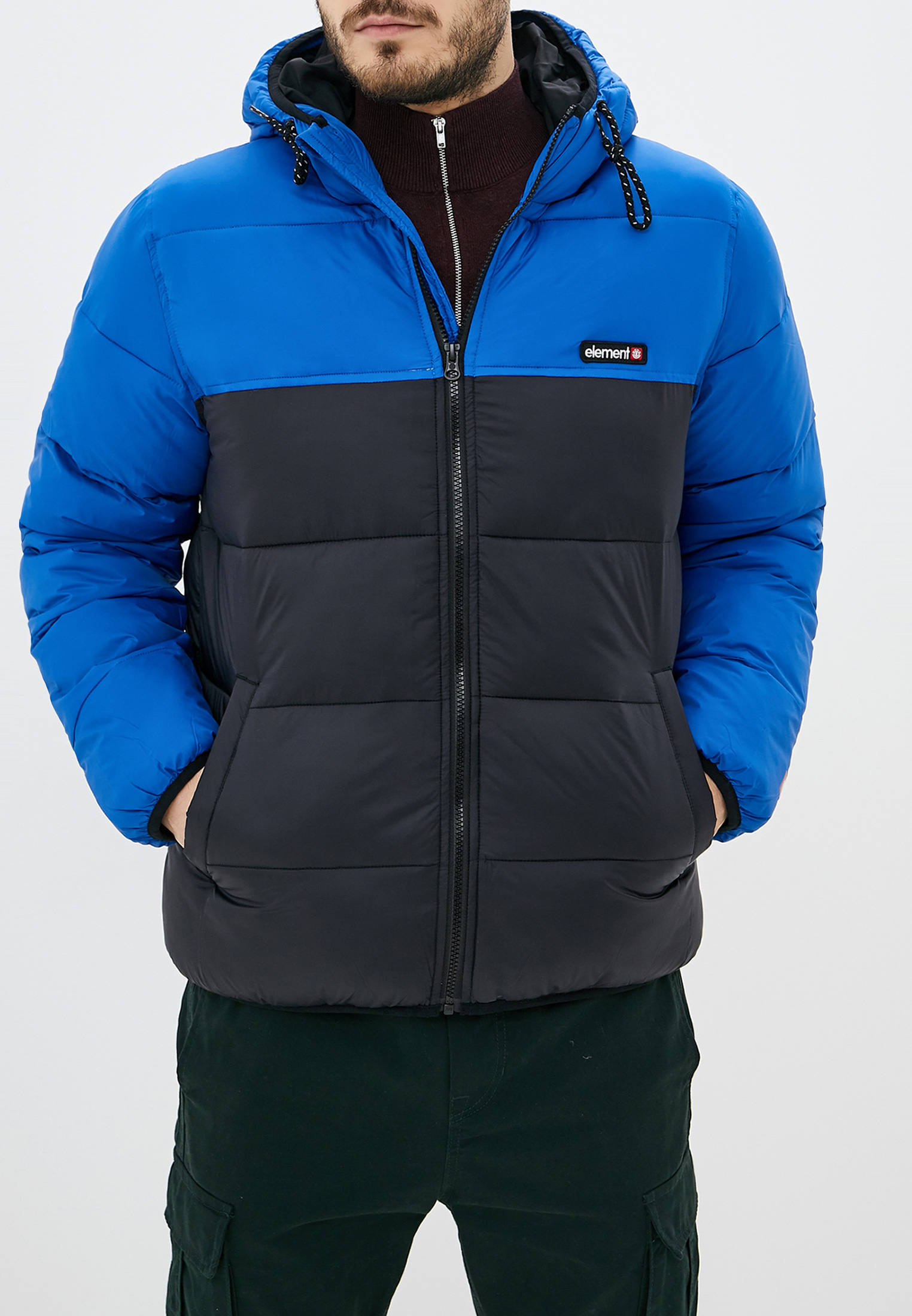 Мужская верхняя одежда Element Q1JKD5-ELF9-3492