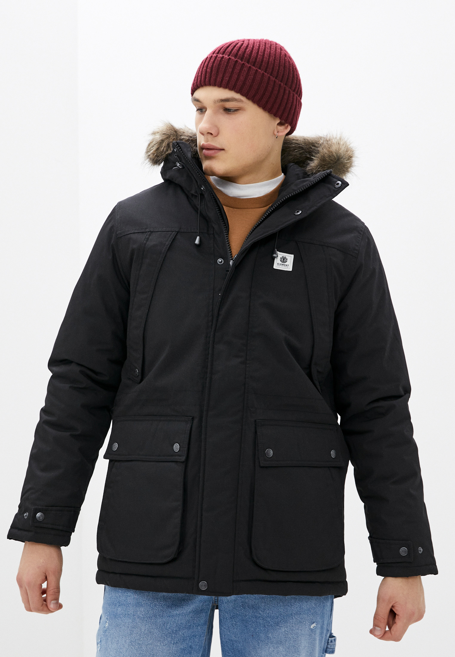 Утепленная куртка Element Куртка утепленная Element