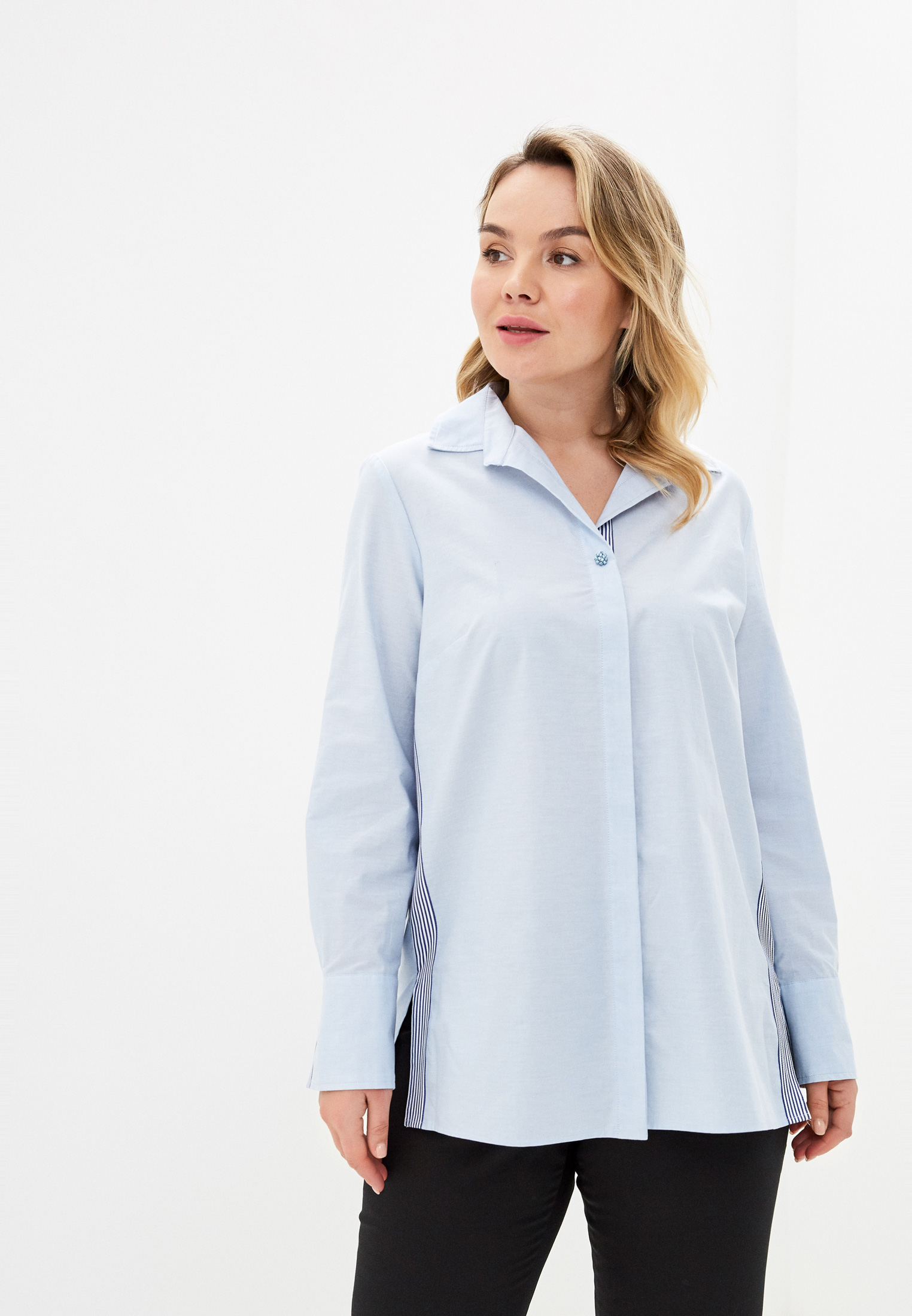 Женские рубашки с длинным рукавом Elena Miro 5217T0675102