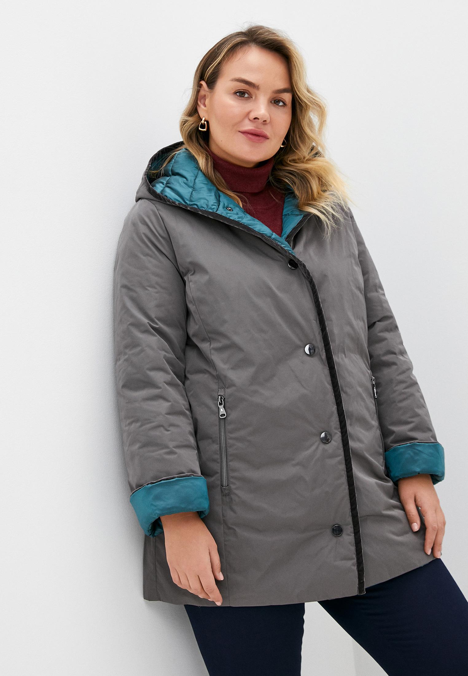 Утепленная куртка Elena Miro F637T000RT24