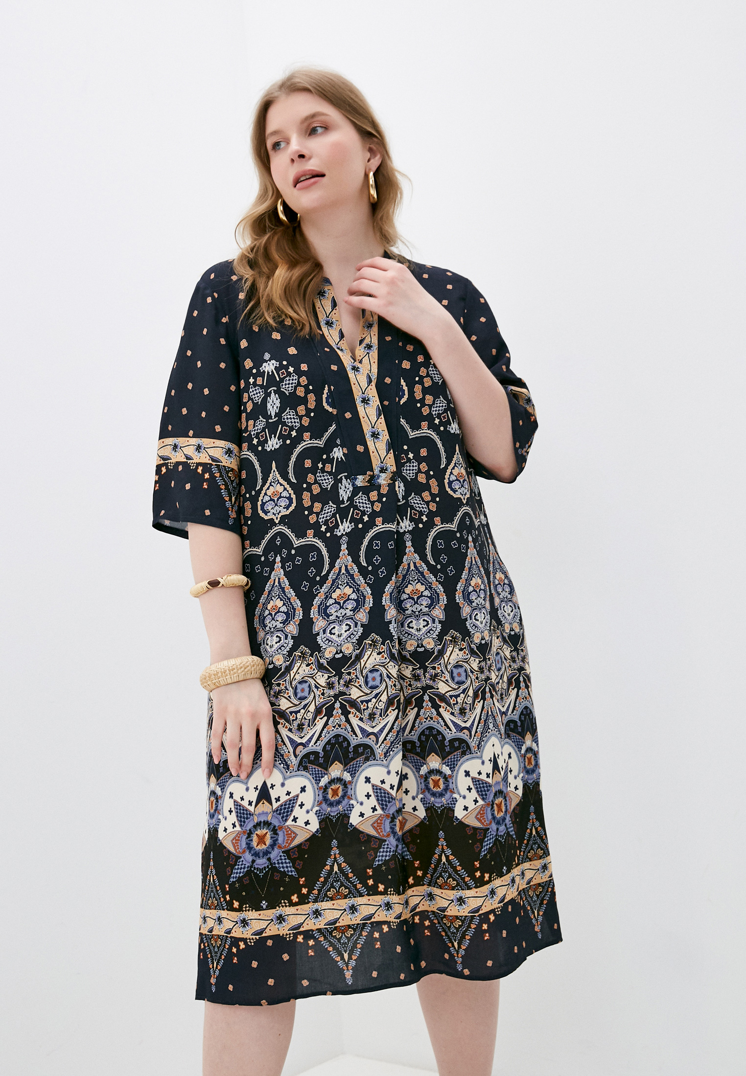Повседневное платье Elena Miro 7055Y04188