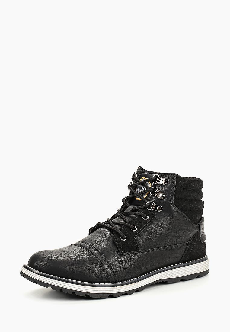 Мужские ботинки Elong 8825