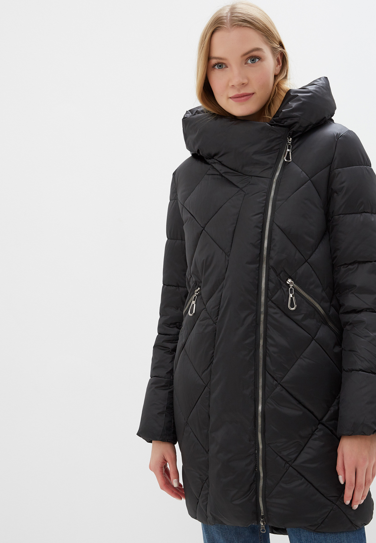 Утепленная куртка Elsi 68209