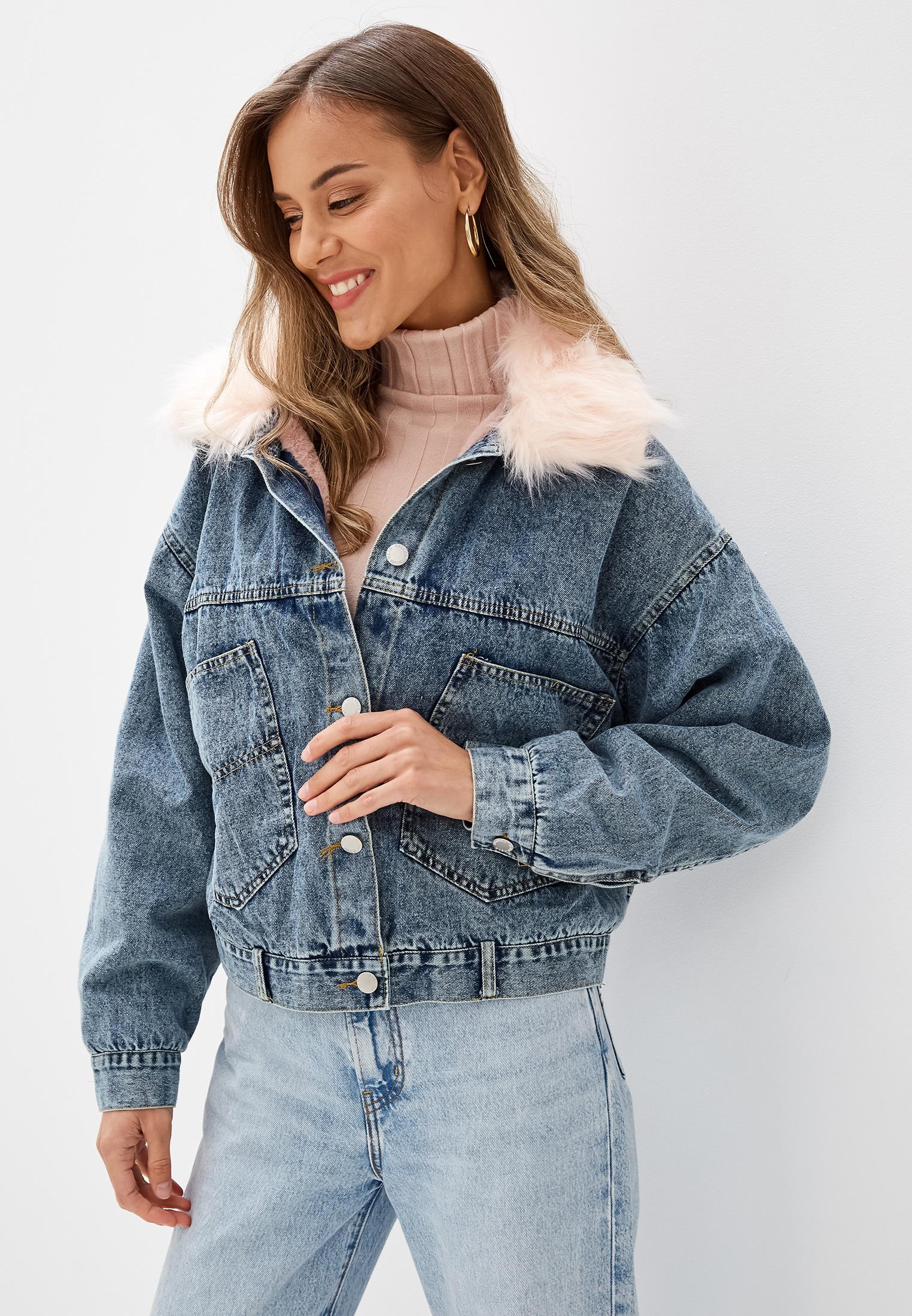 Джинсовая куртка Elsi 6003