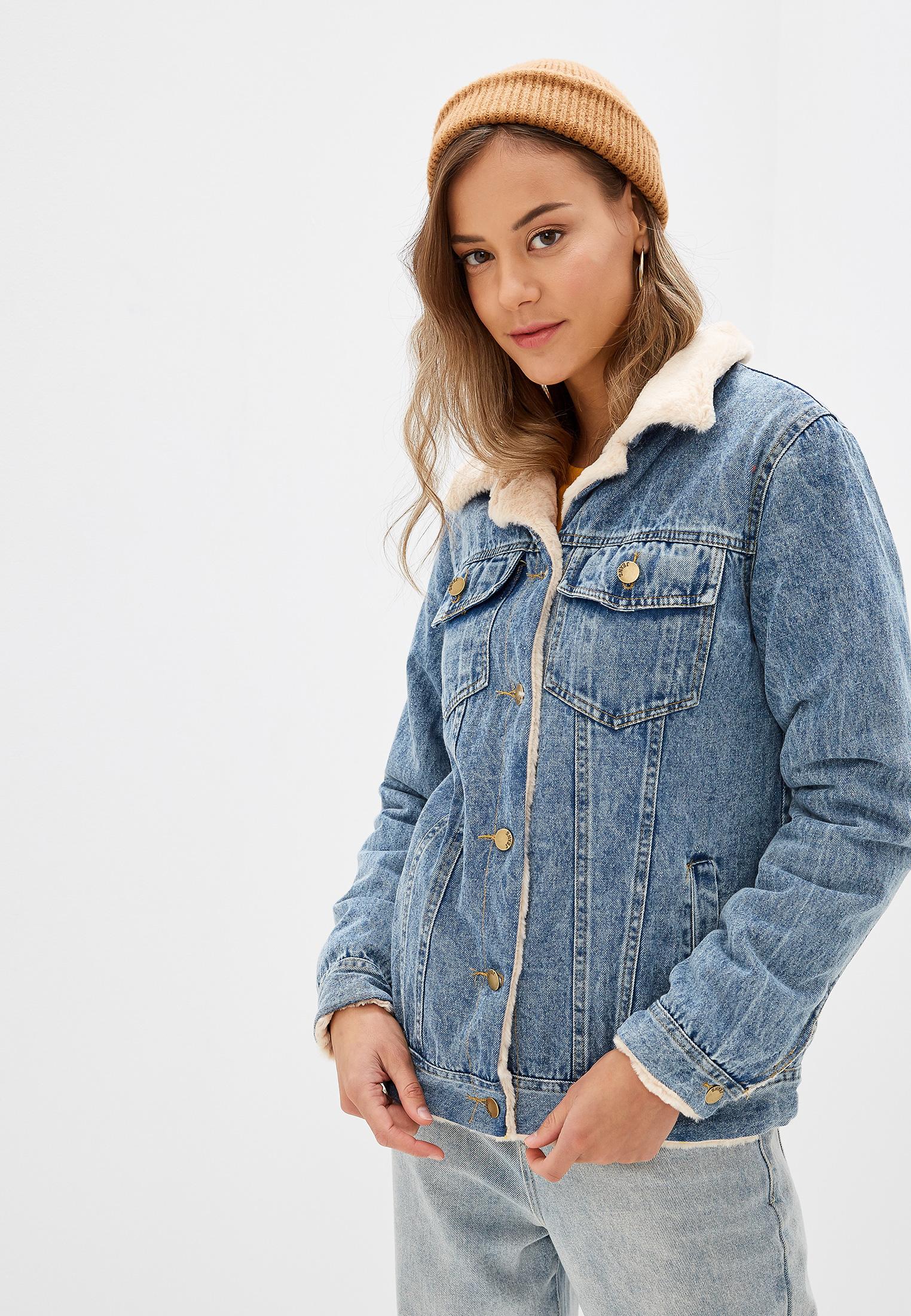 Джинсовая куртка Elsi 6011