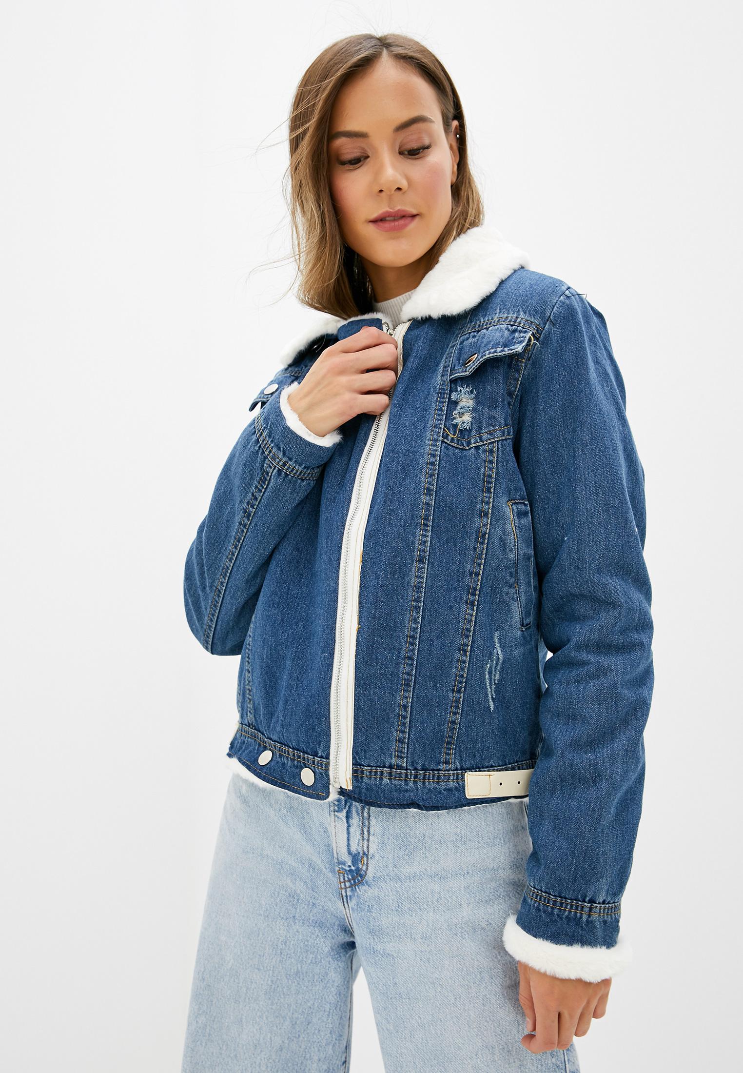 Джинсовая куртка Elsi 1002