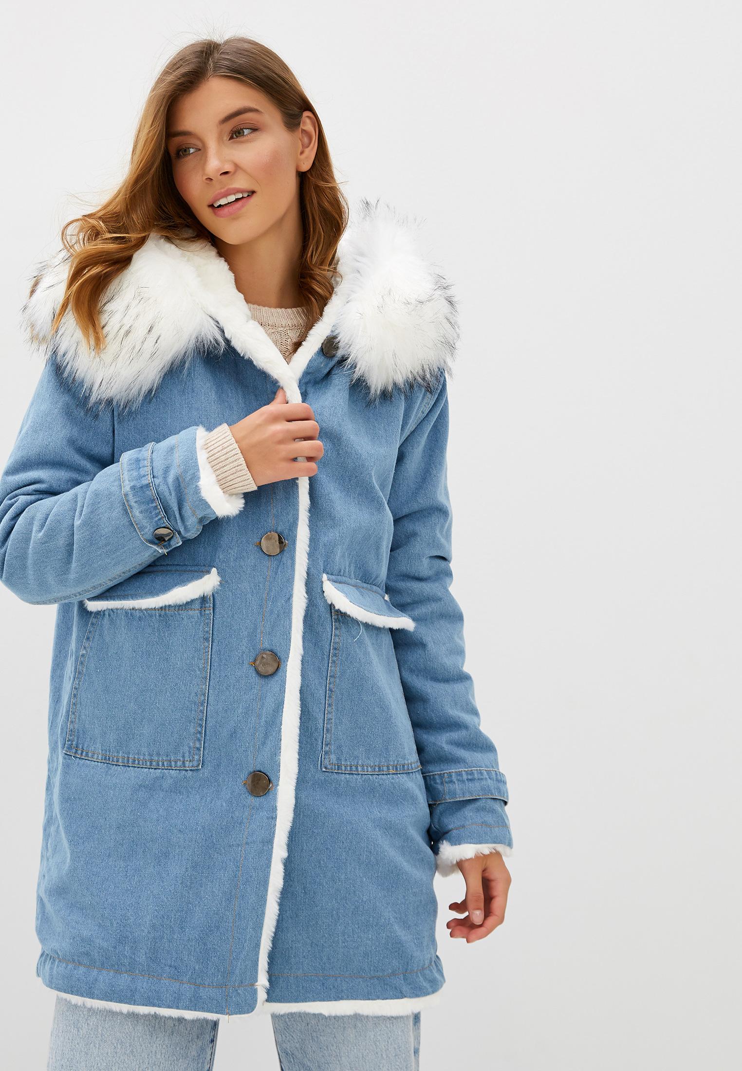 Джинсовая куртка Elsi 1018