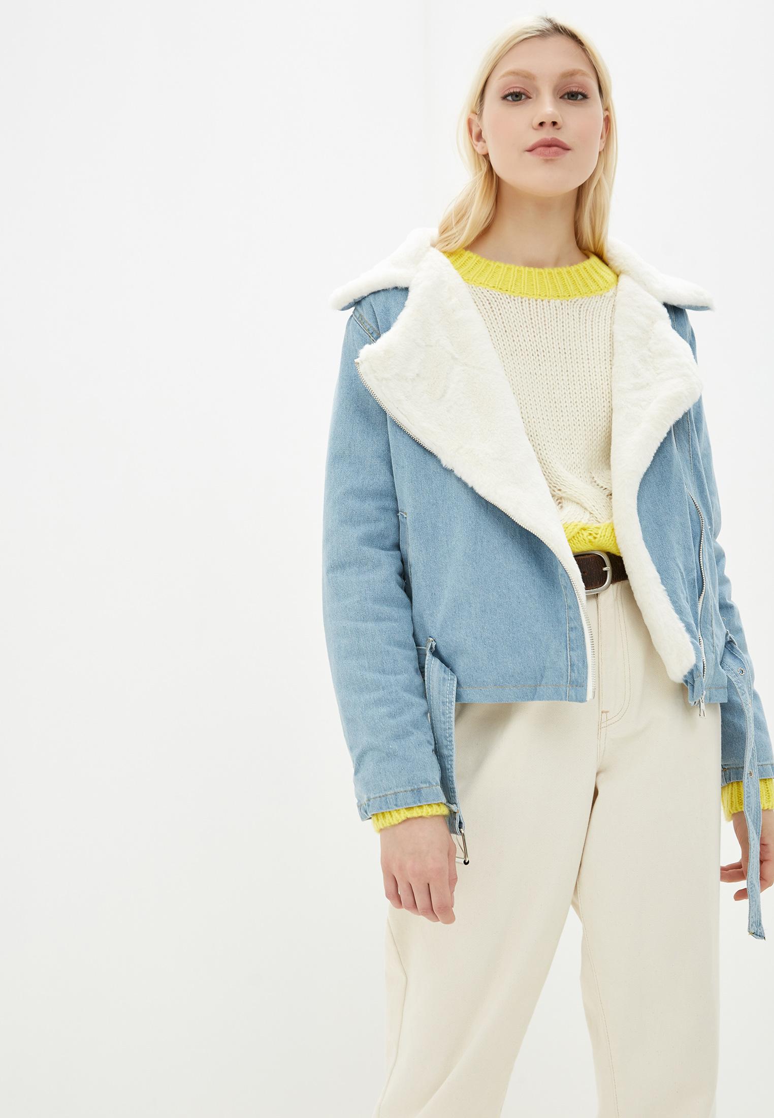 Джинсовая куртка Elsi 6022