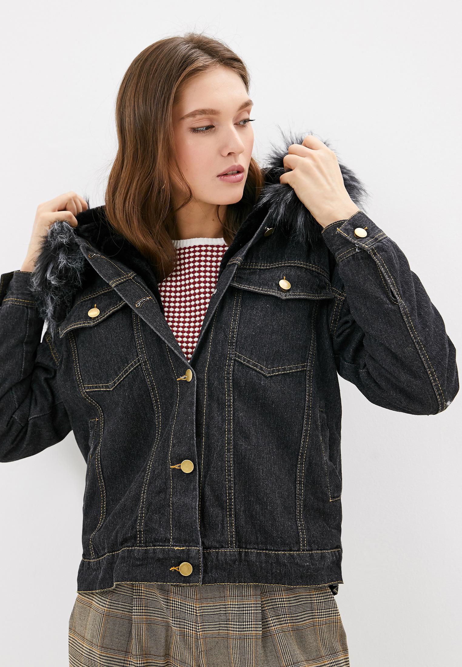 Джинсовая куртка Elsi 6088