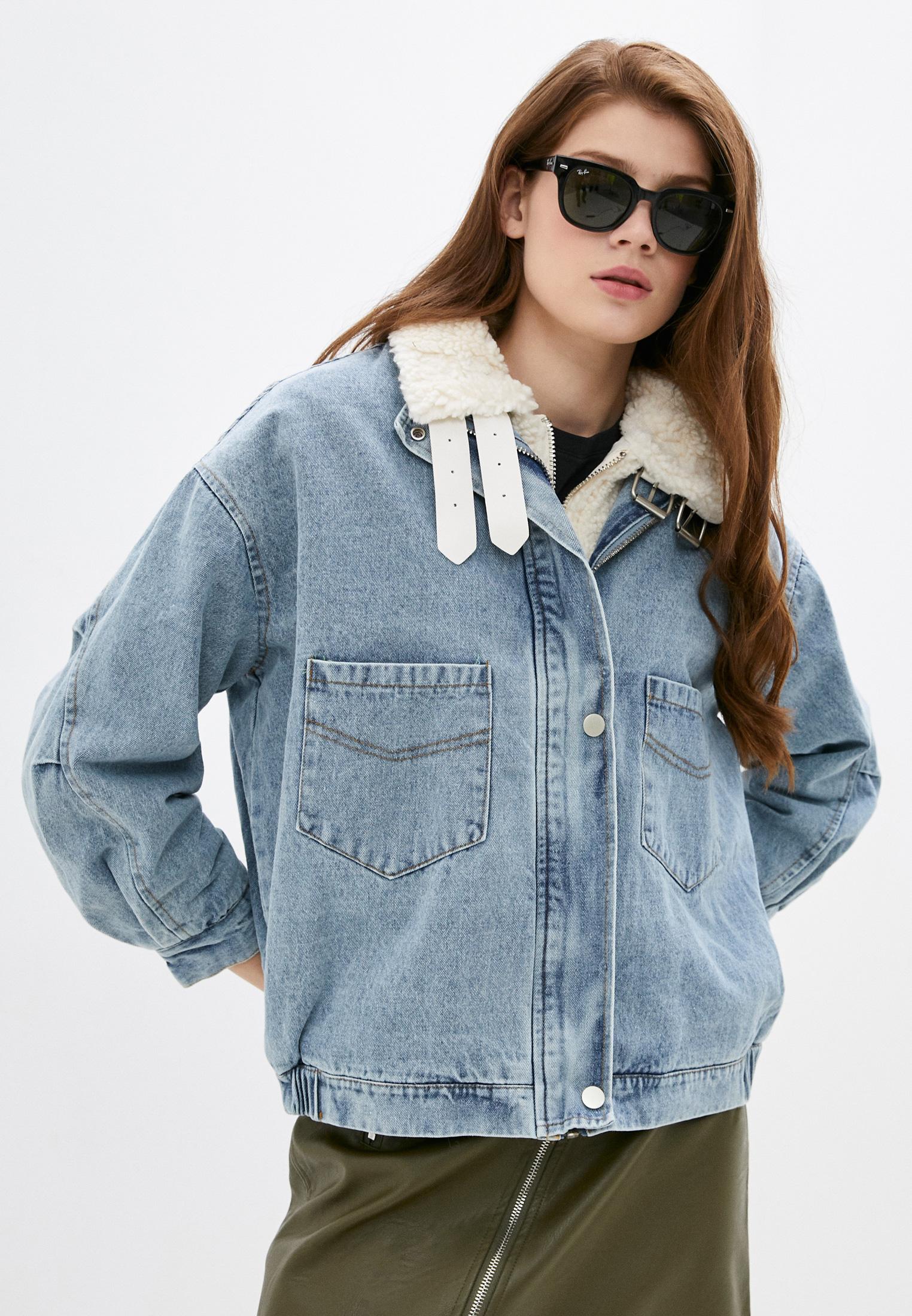 Джинсовая куртка Elsi 8106
