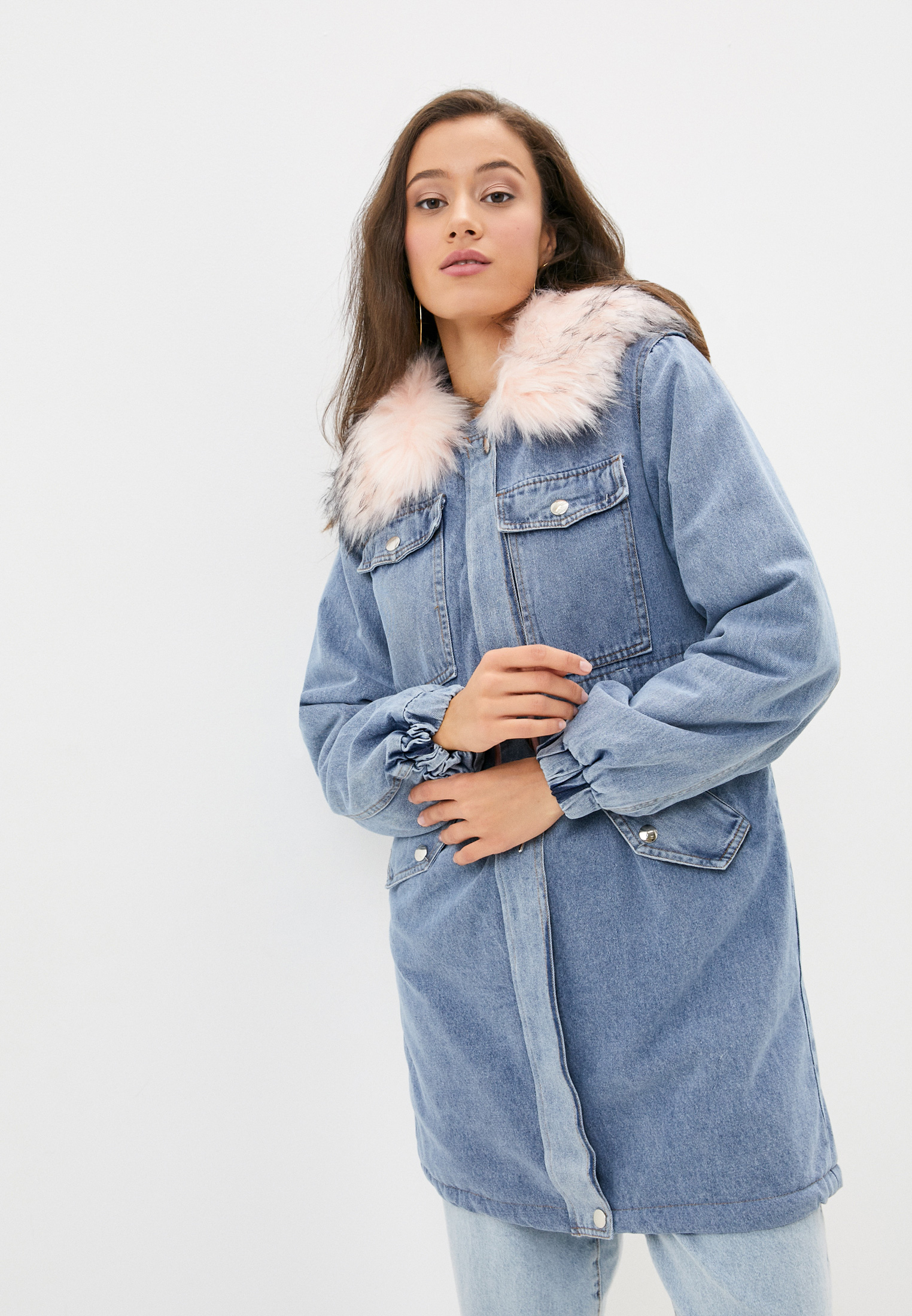 Джинсовая куртка Elsi 8508