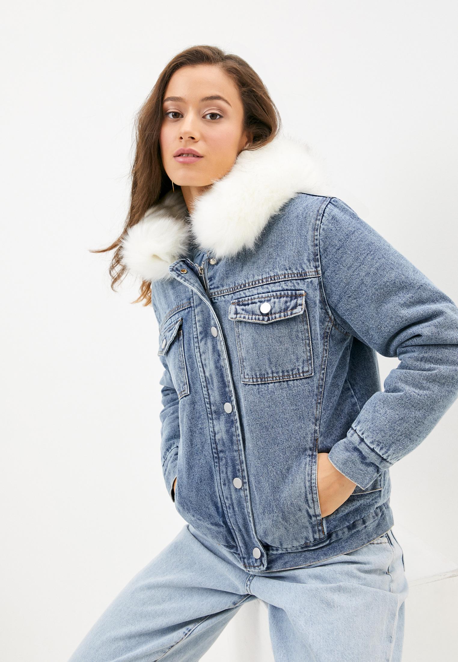 Джинсовая куртка Elsi 8585