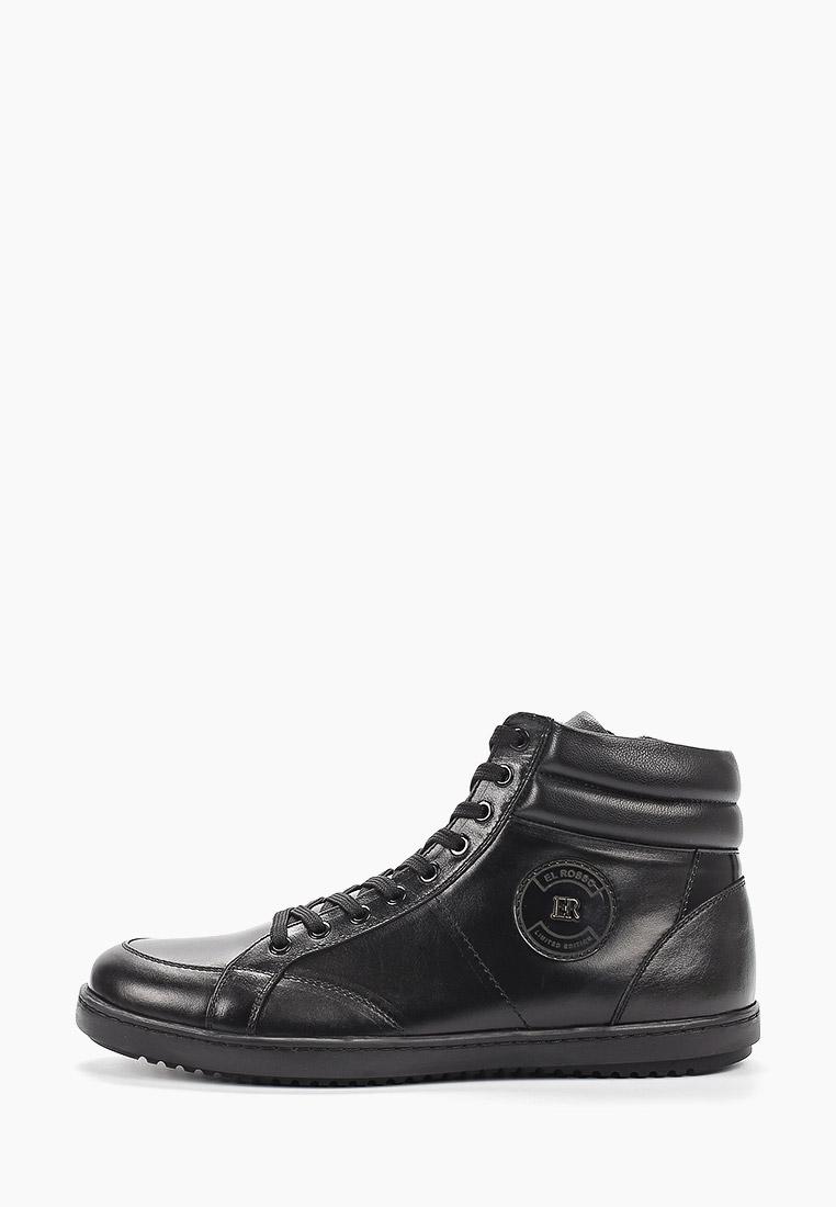 Мужские ботинки El'Rosso 9074M