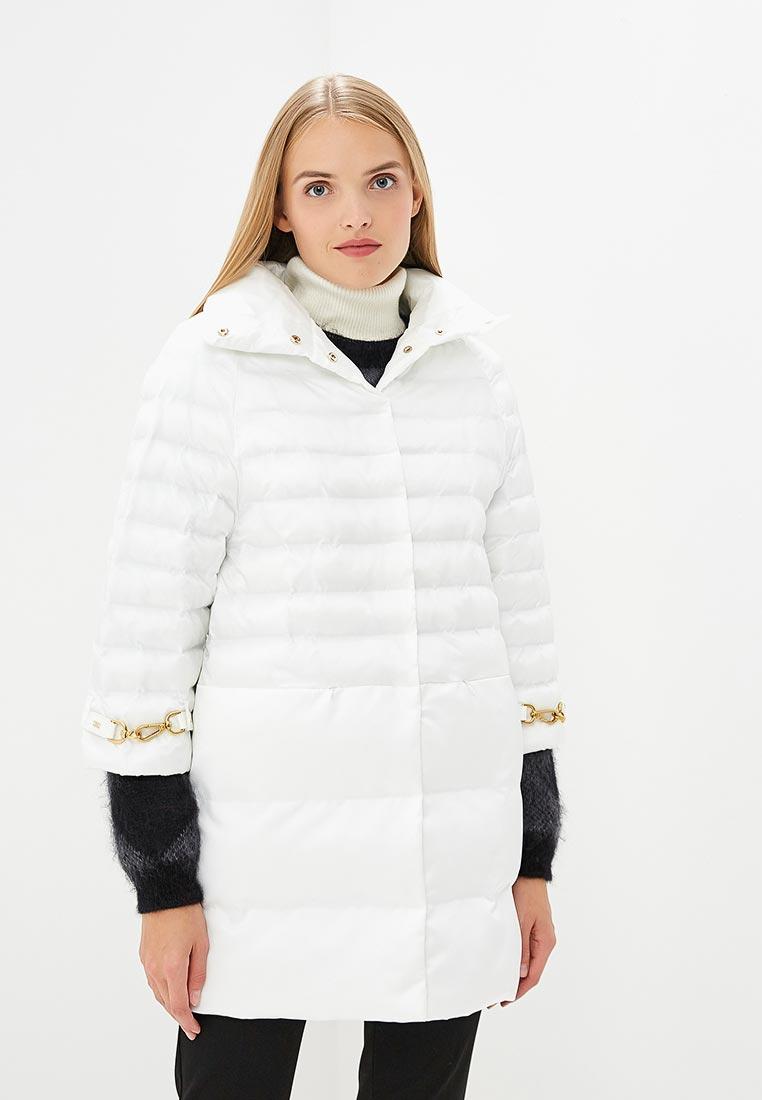 Утепленная куртка Elisabetta Franchi PI10Z86E2