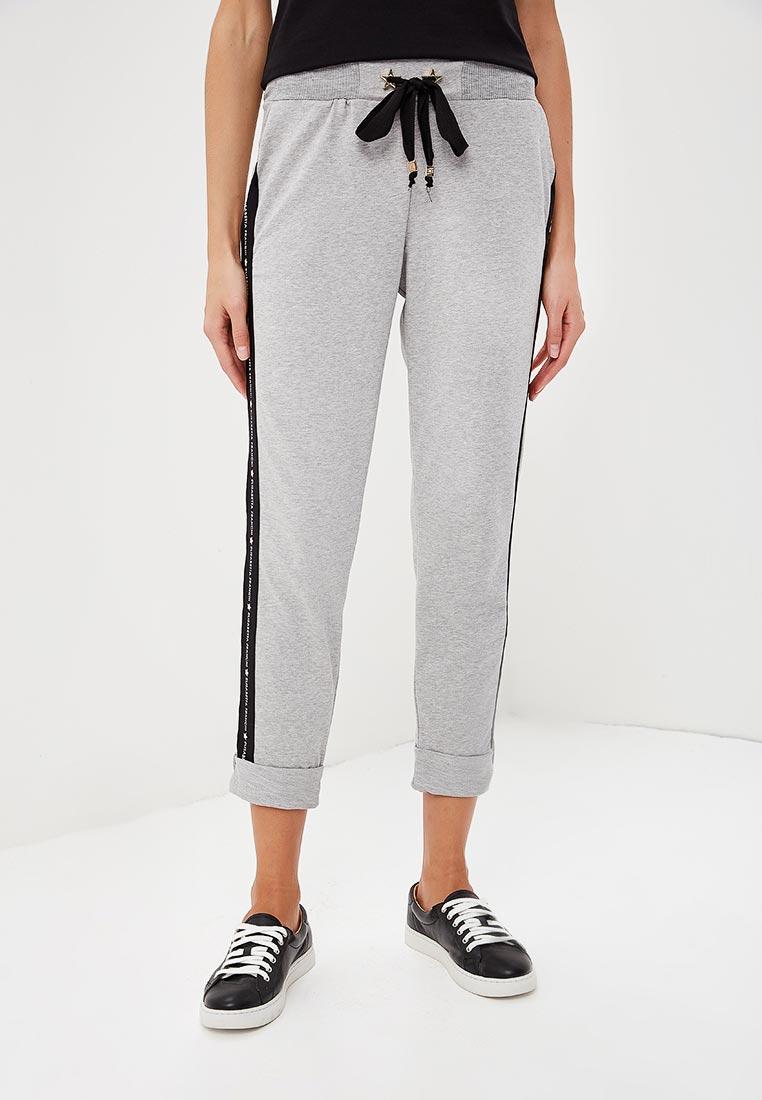 Женские спортивные брюки Elisabetta Franchi PA15786E2