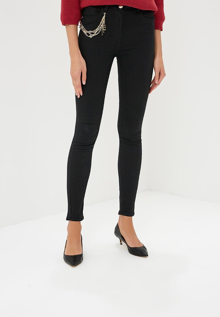 Зауженные джинсы Elisabetta Franchi PJ02S86E2