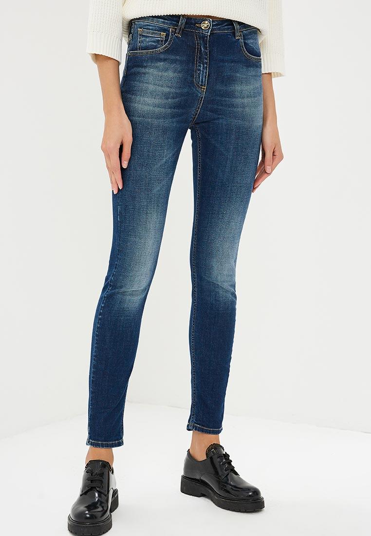 Зауженные джинсы Elisabetta Franchi PJ05S86E2