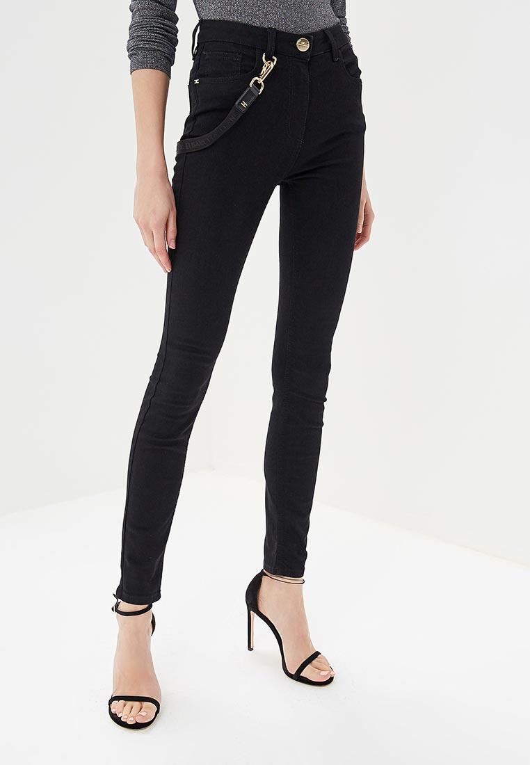 Зауженные джинсы Elisabetta Franchi PJ16S86E2