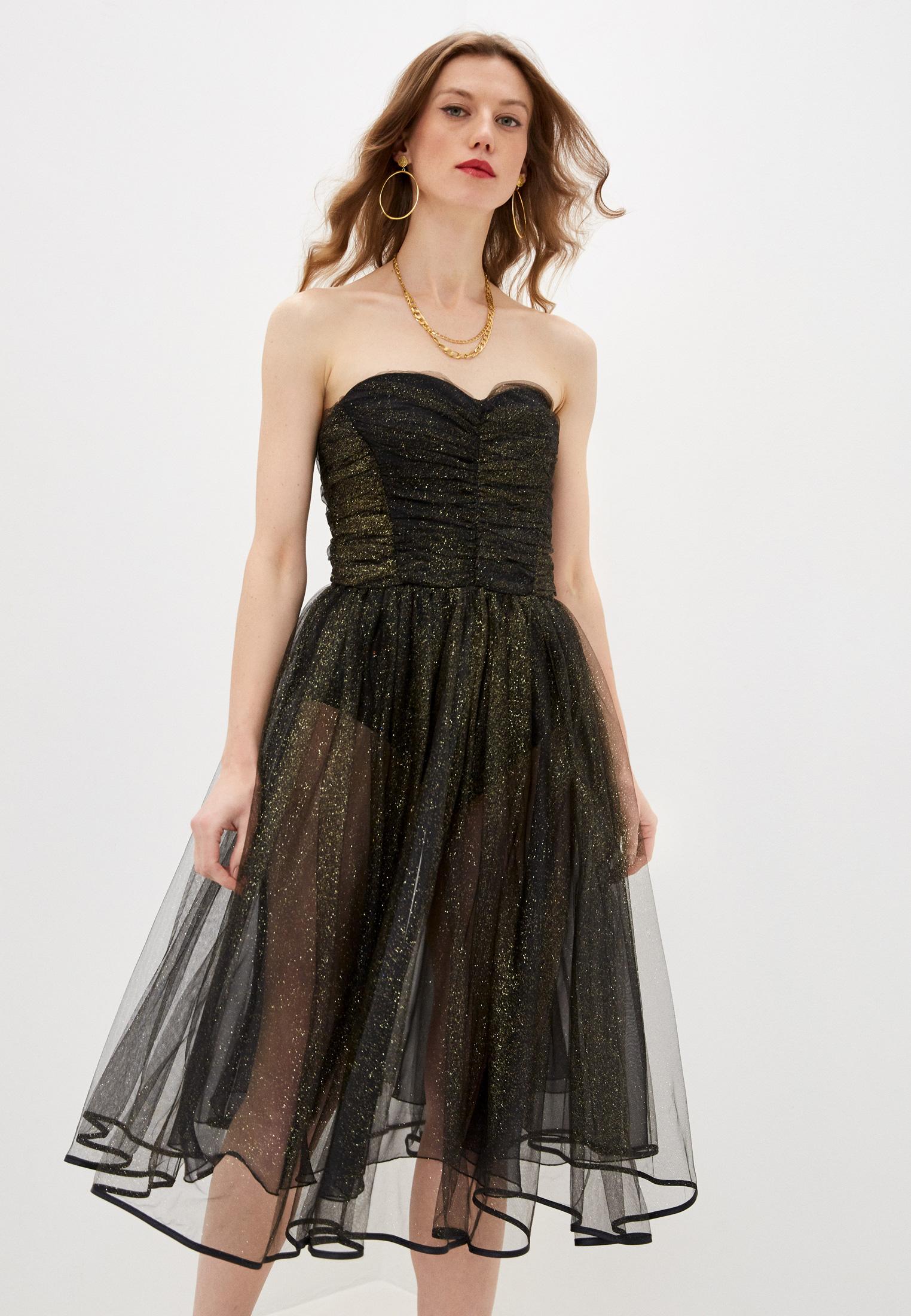 Вечернее / коктейльное платье Elisabetta Franchi AB06707E2