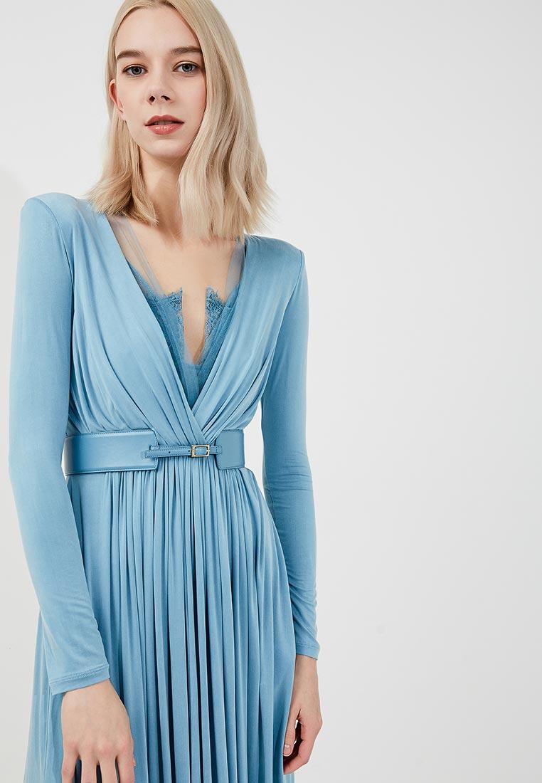 вечернее коктейльное платье женское Elisabetta Franchi элизабетта