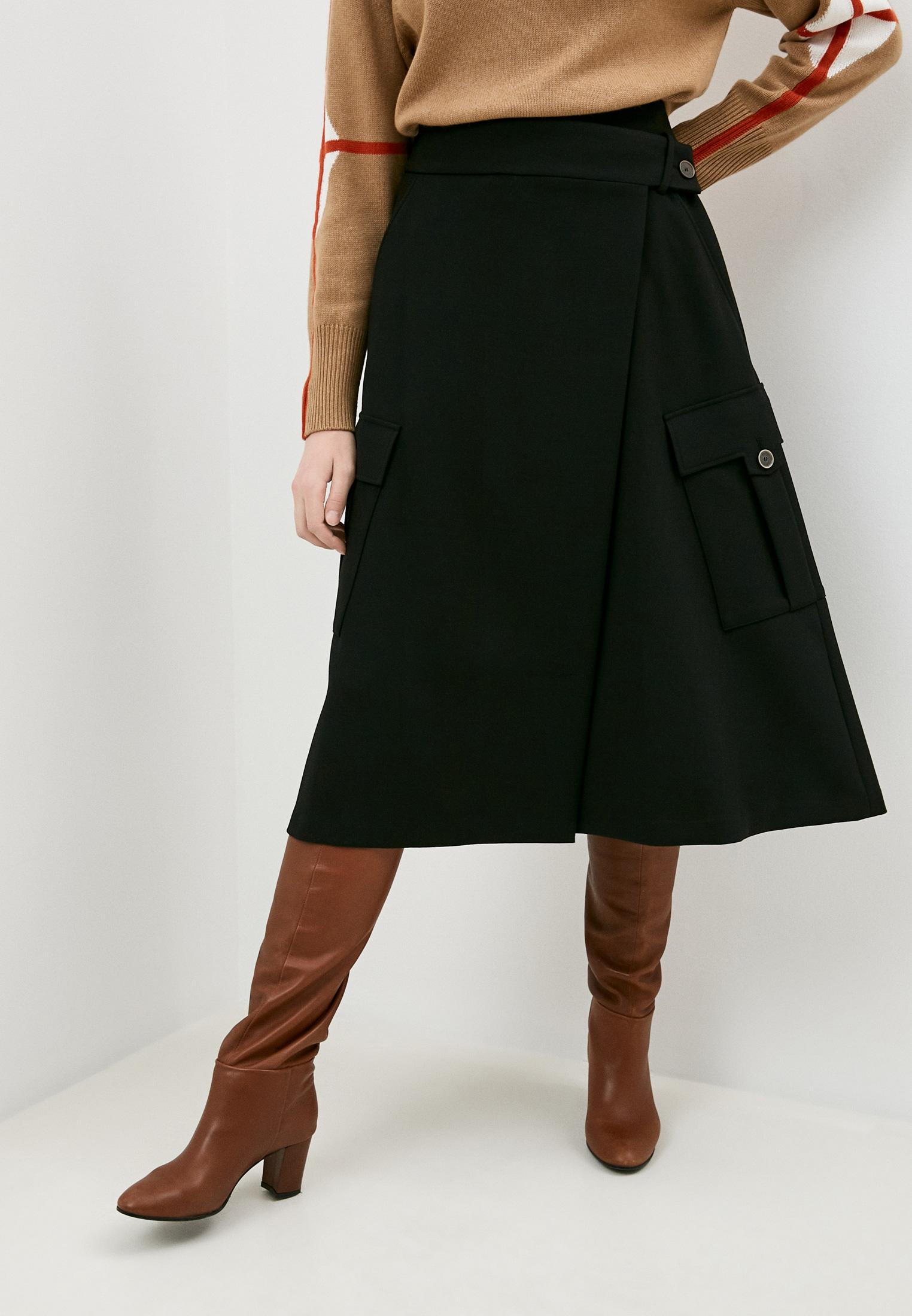 Широкая юбка ELEVENTY B80GONB04 - TES0B201