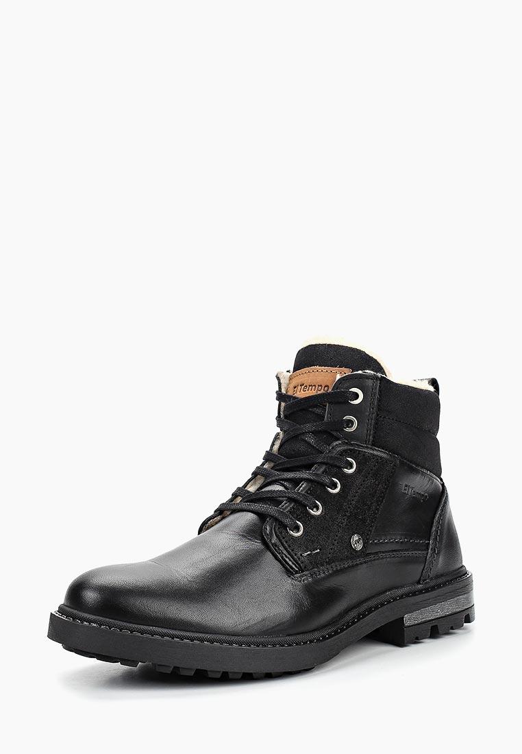 Мужские ботинки El Tempo PFS29_R945_BLACK