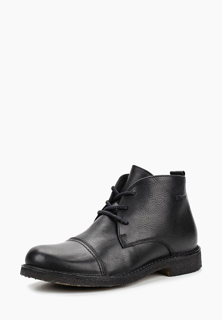 Мужские ботинки El Tempo PP267_3009/002_NERO