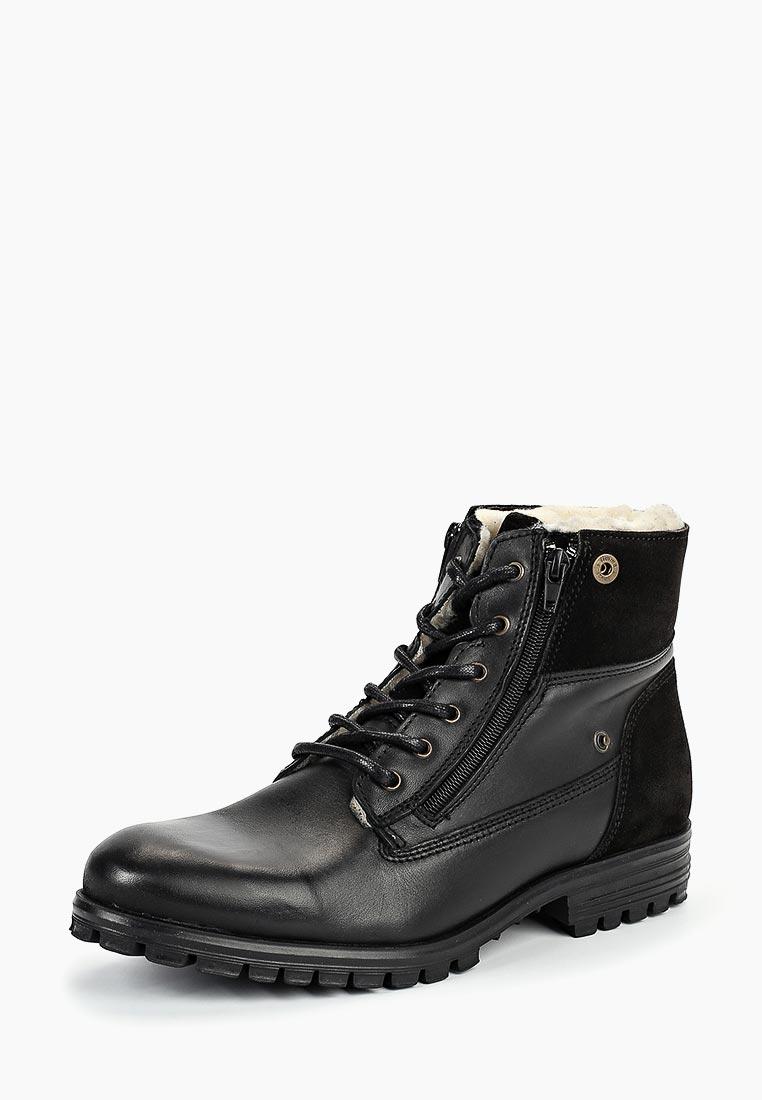 Мужские ботинки El Tempo PAS24_48590-4_BLACK