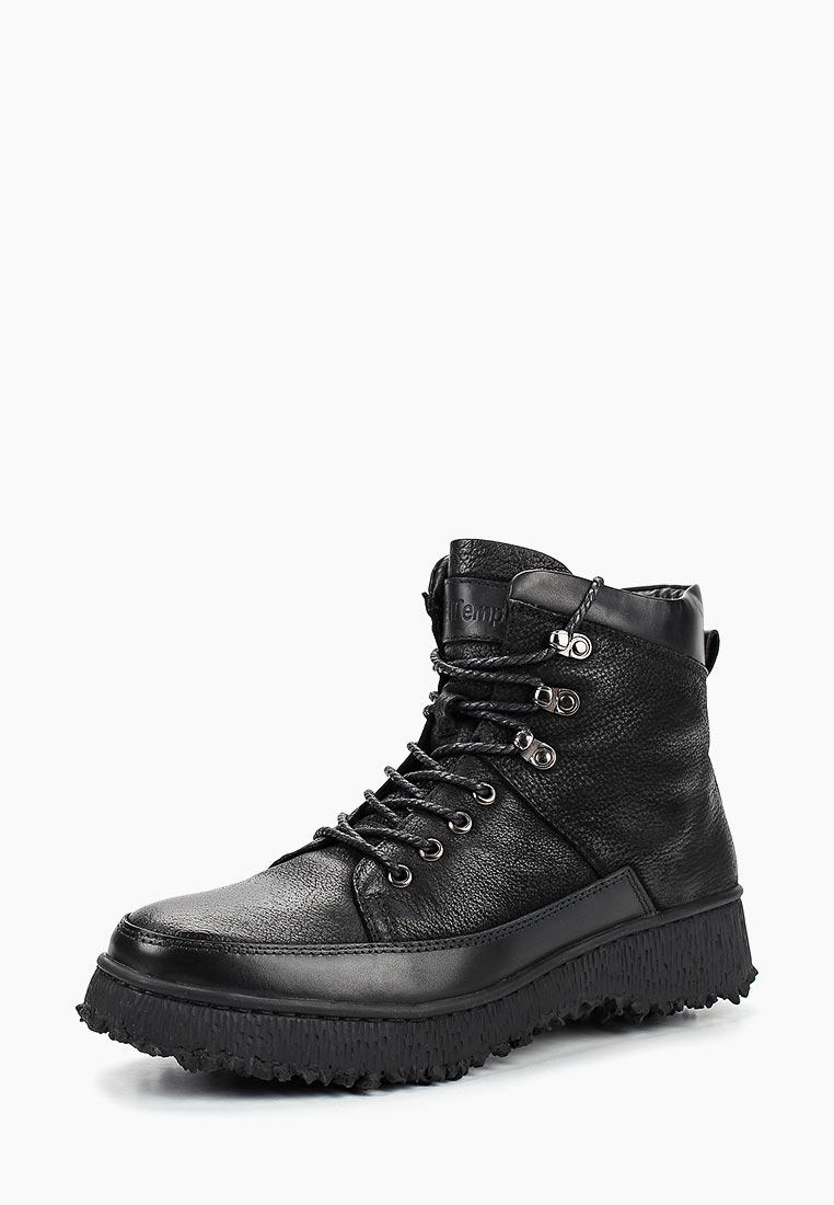 Мужские ботинки El Tempo CRM90_RM811-6-1_BLACK
