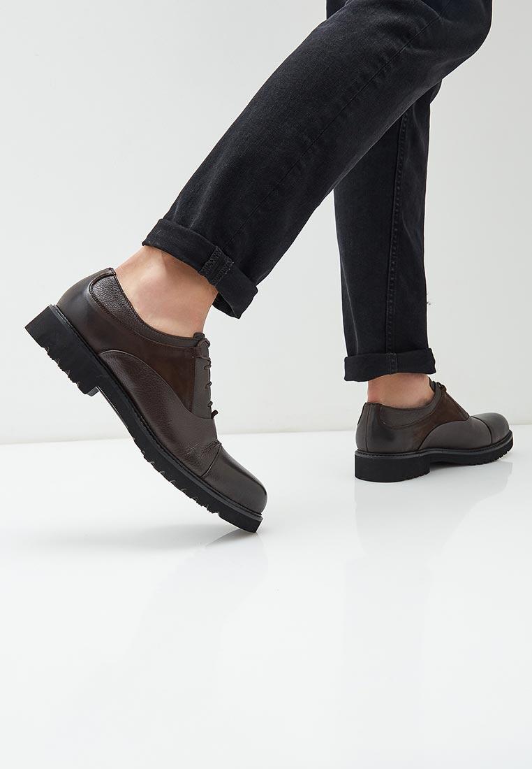 Мужские туфли El Tempo CRP58_R1954-9A_BROWN: изображение 5