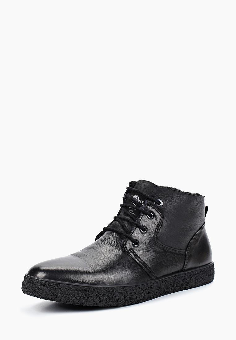 Мужские ботинки El Tempo CG149_P2086-06A_BLACK
