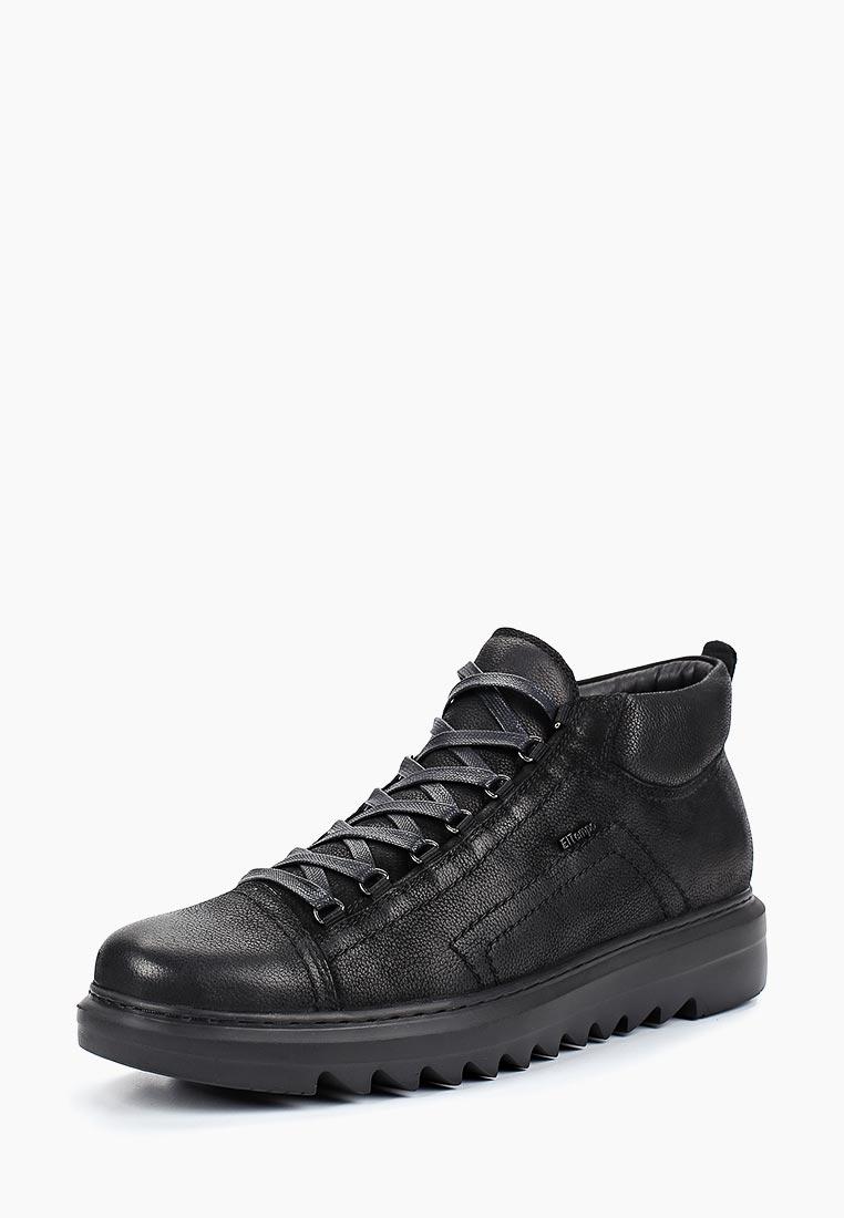 Мужские ботинки El Tempo (Эль Темпо) CRTN3_EL8001-01-05_BLACK