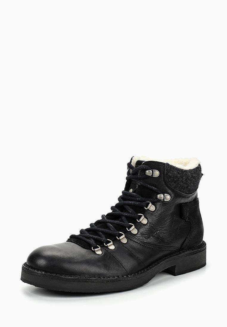 Мужские ботинки El Tempo PP339_6381/A/002_PRETO