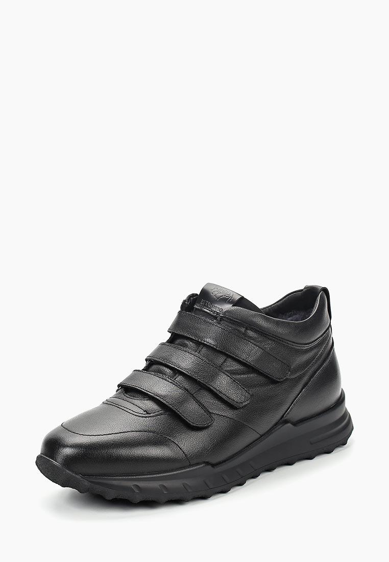Мужские кроссовки El Tempo (Эль Темпо) CG148_P2096-02A_BLACK