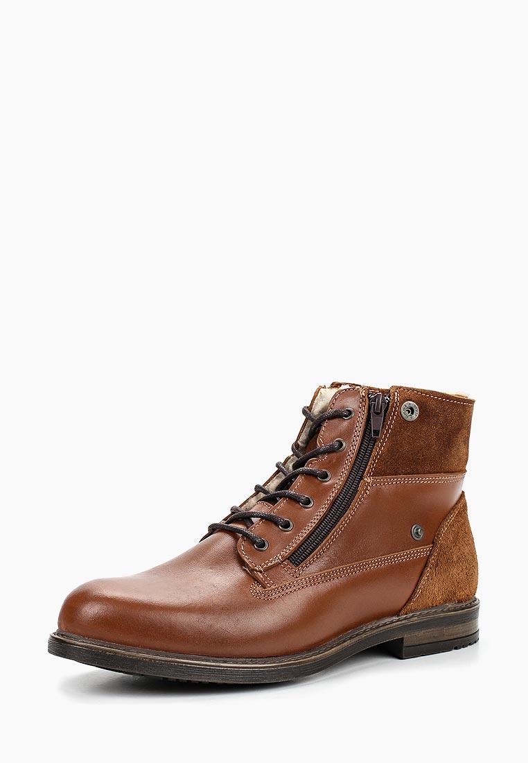 Мужские ботинки El Tempo PAS23_48590-3_COGNAC